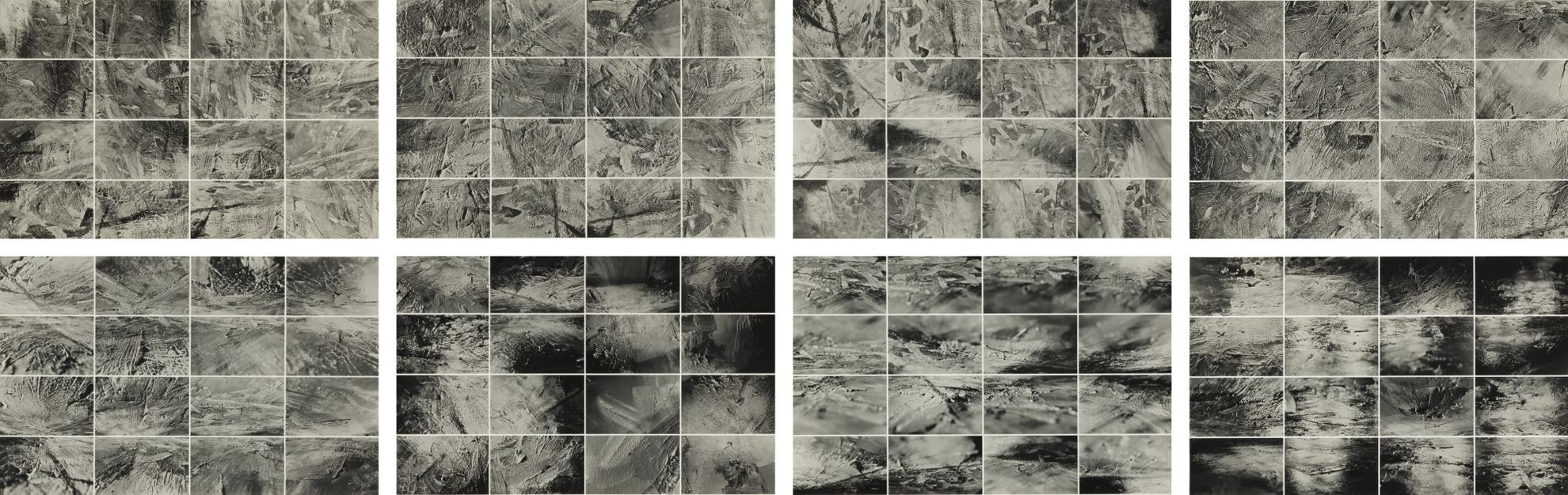 Gerhard Richter-128 Fotos Von Einem Bild (Halifax 1978), II-1998