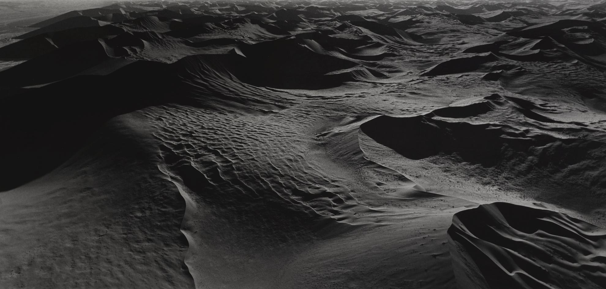 Balthasar Burkhard-Namibia (Desert)-2000