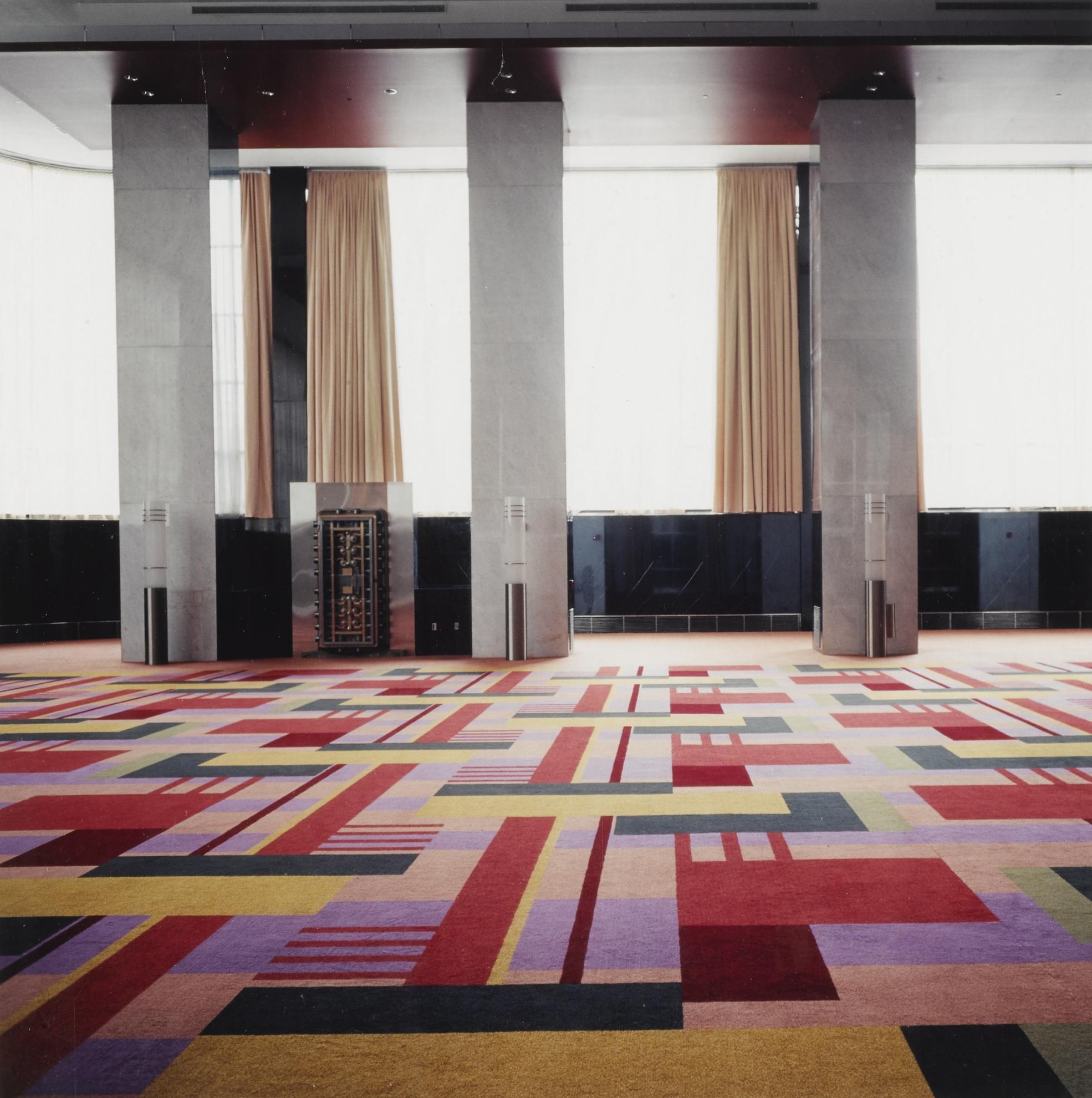 Candida Hofer-Hotel Philadelphia 1-2000