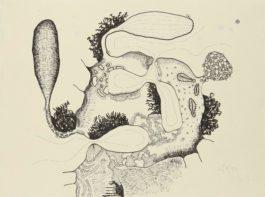 Carroll Dunham-Untitled (12.4.90)-1990