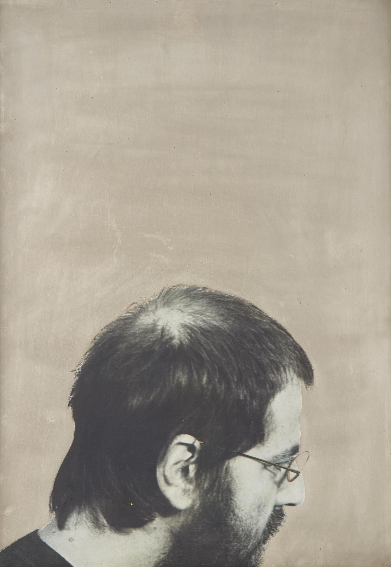 Michelangelo Pistoletto-Self-Portrait-1970