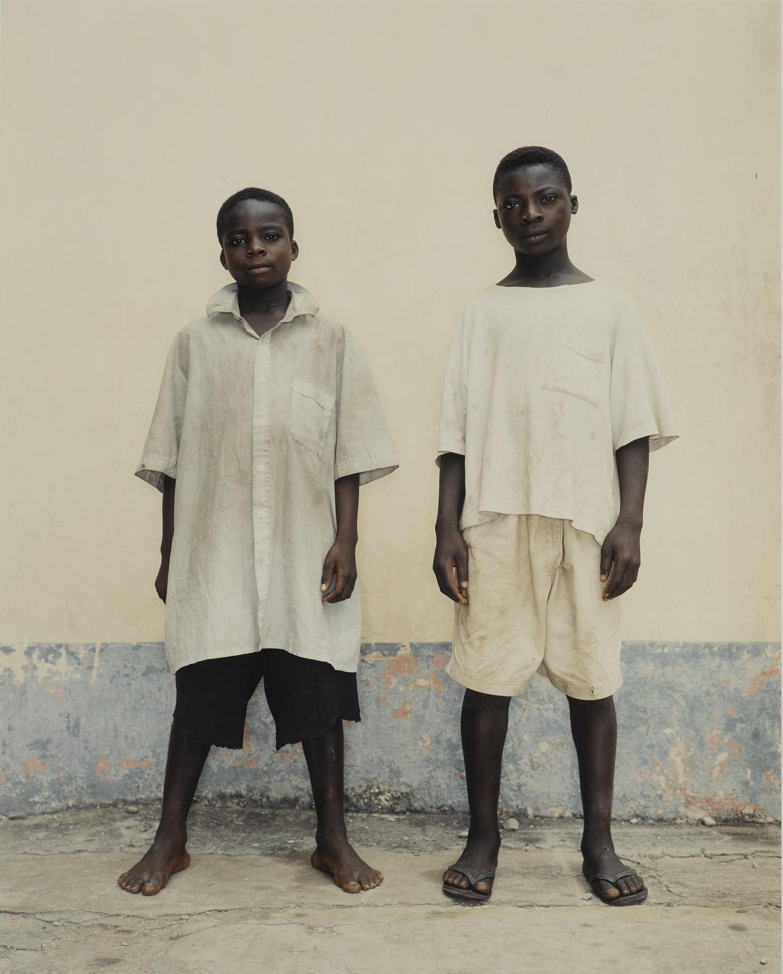 Rineke Dijkstra-Accra, Ghana, Africa, March 1, 1996-1996