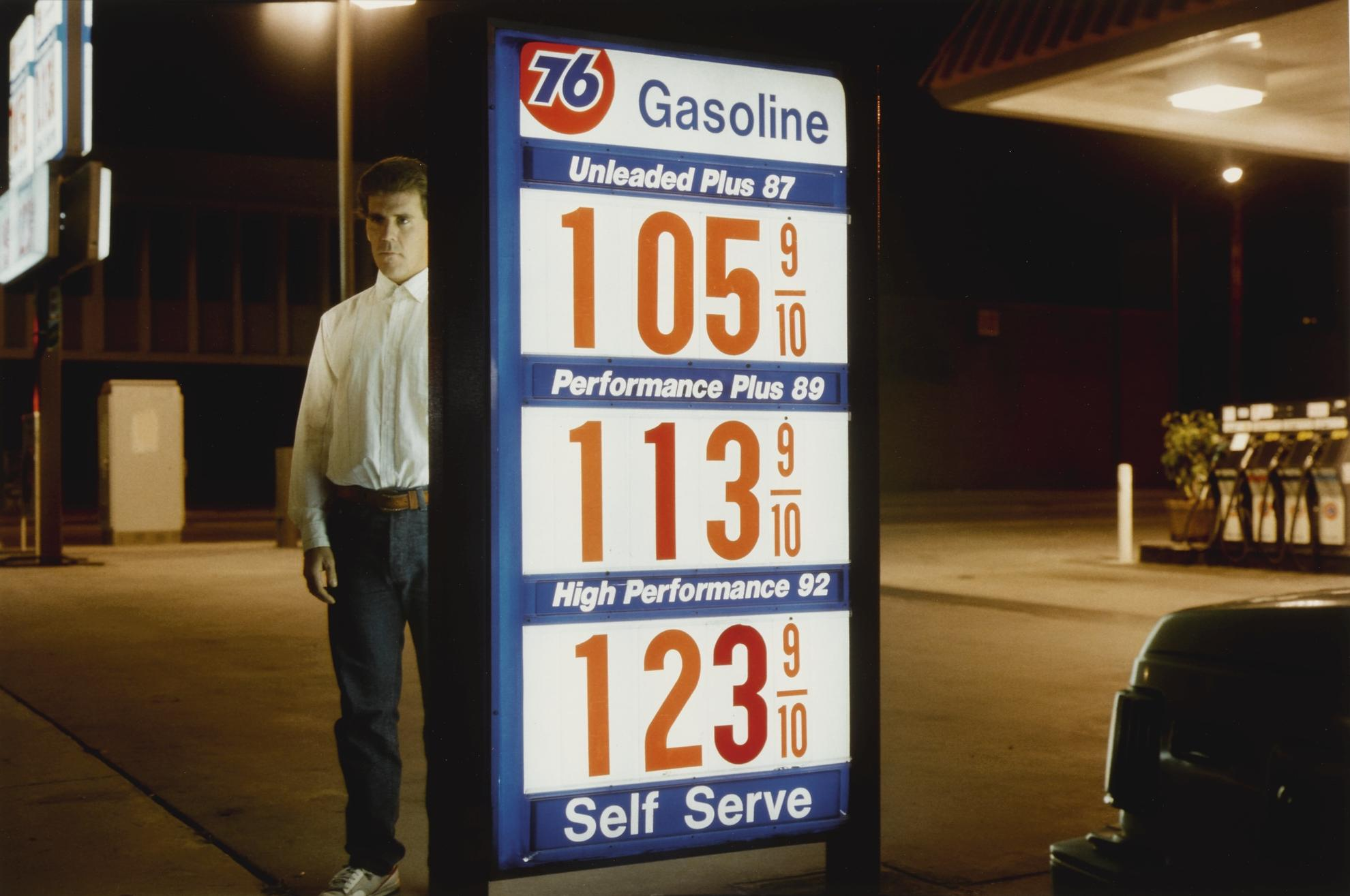 Philip-Lorca diCorcia-Eric Hutsell, 27 Years Old, Southern California, $20-