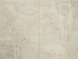 Kim Jones - Double War Drawing-1992