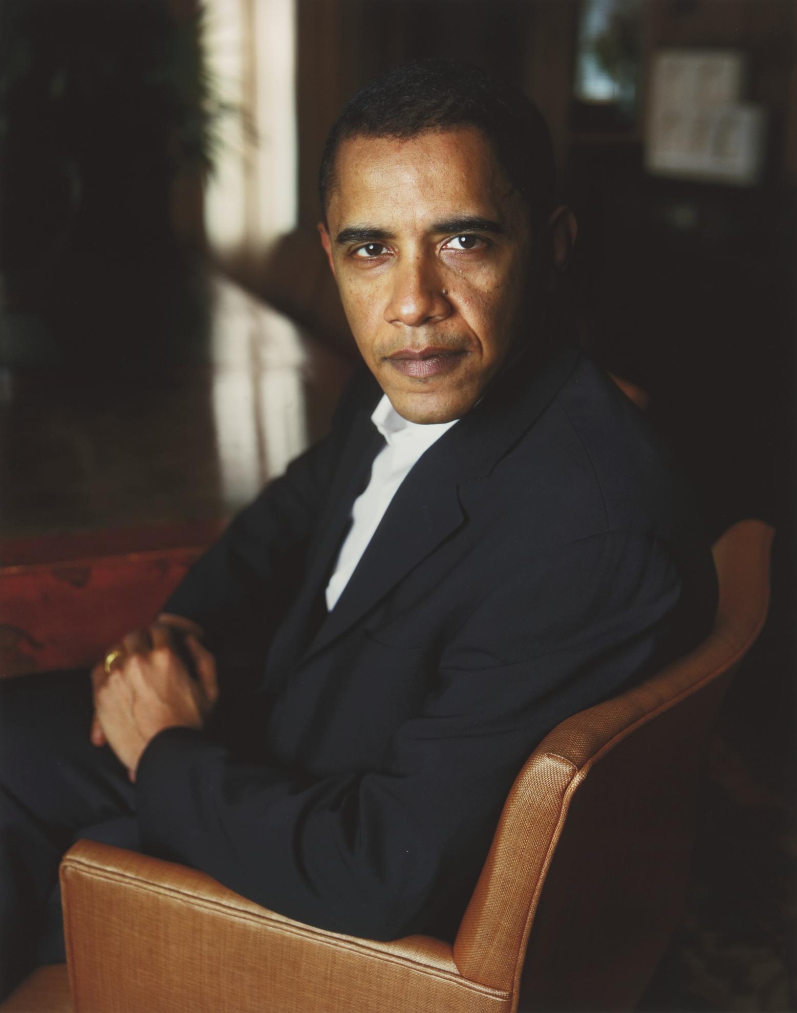 Dawoud Bey - Obama-2008