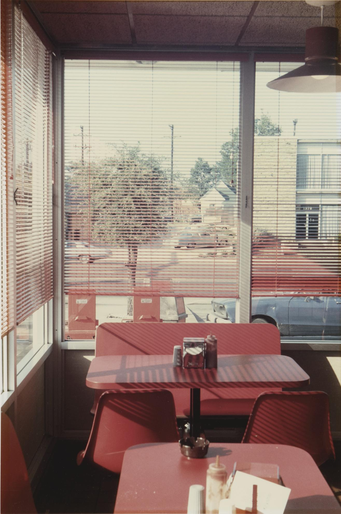 William Eggleston-Memphis, Krystal-1985