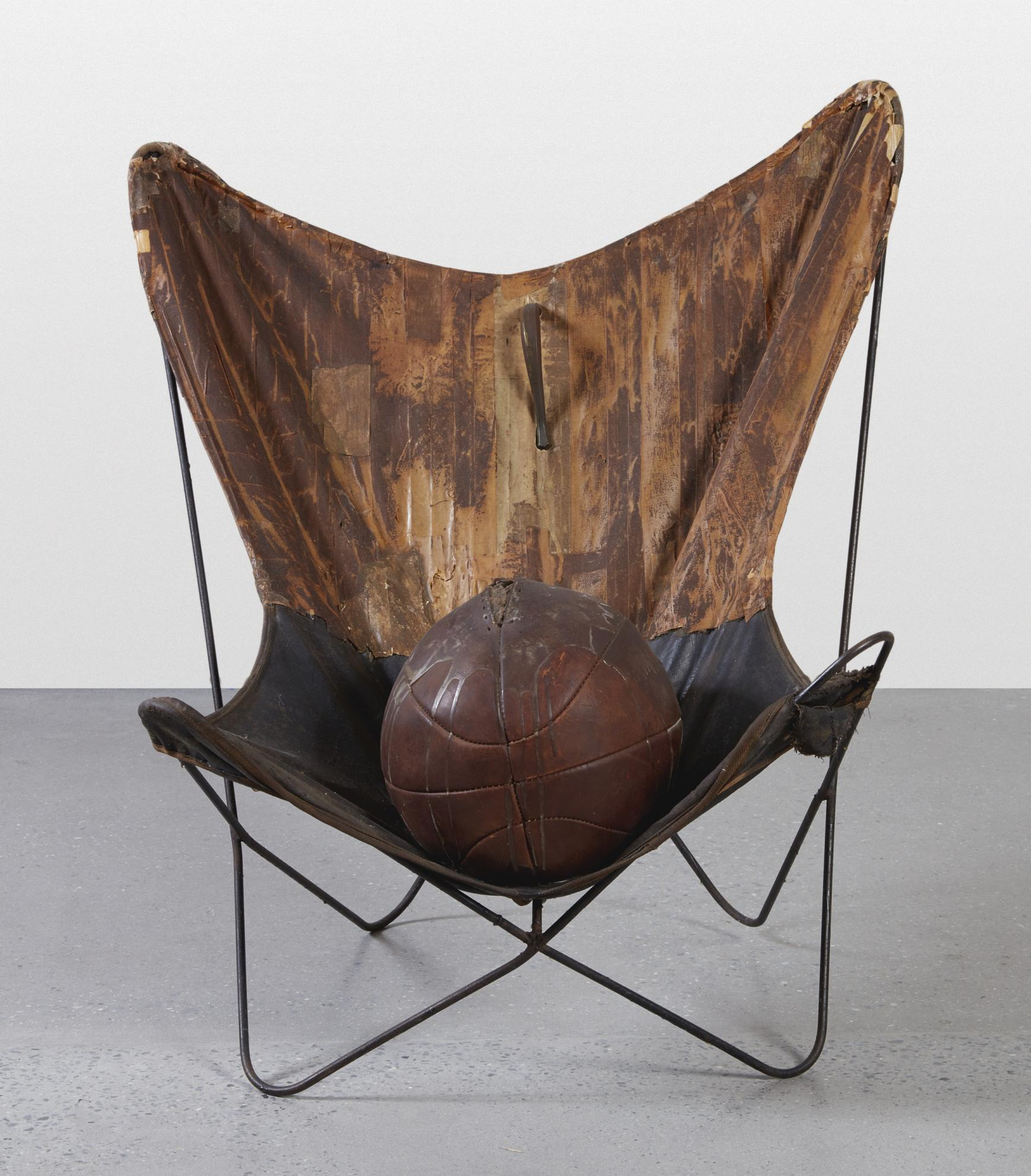 Edward Kienholz-Im Not A Fig-Plucker, Nor A Fig Pluckers Son, But Ill Pluck Your Figs Til A Fig Plucker Comes-1963