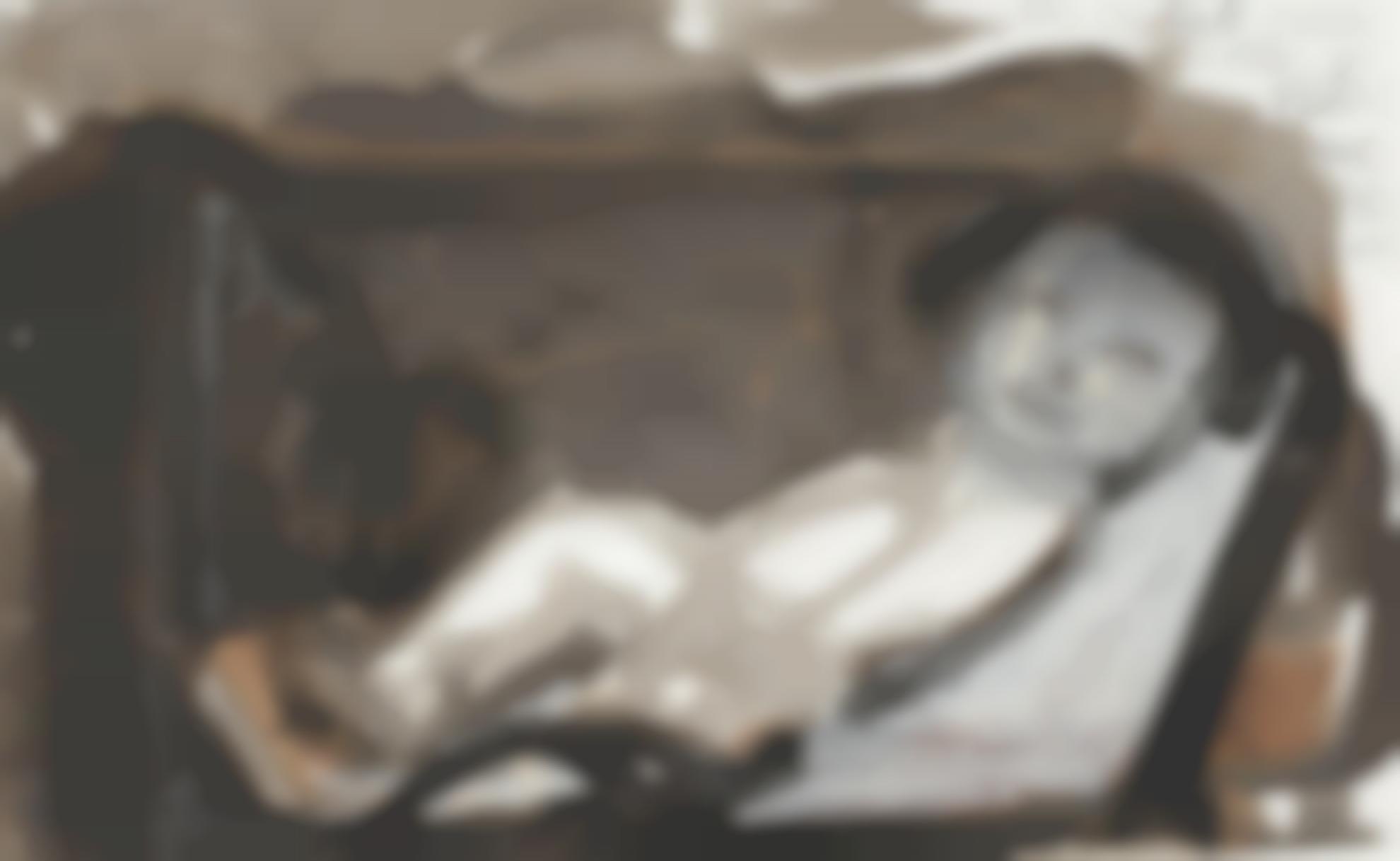 Marlene Dumas-The Model As A Little Girl-1991