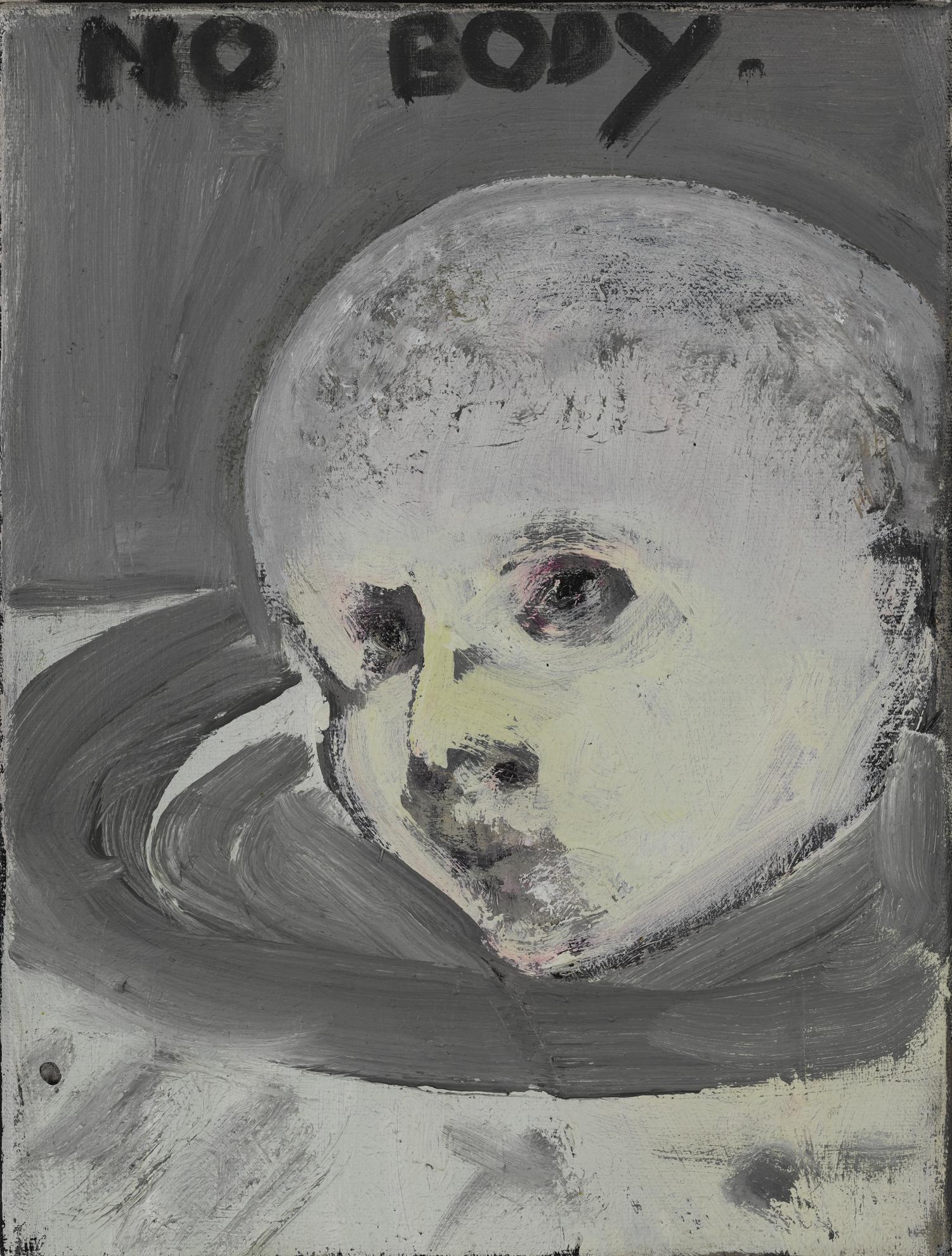 Marlene Dumas-No Body-1993