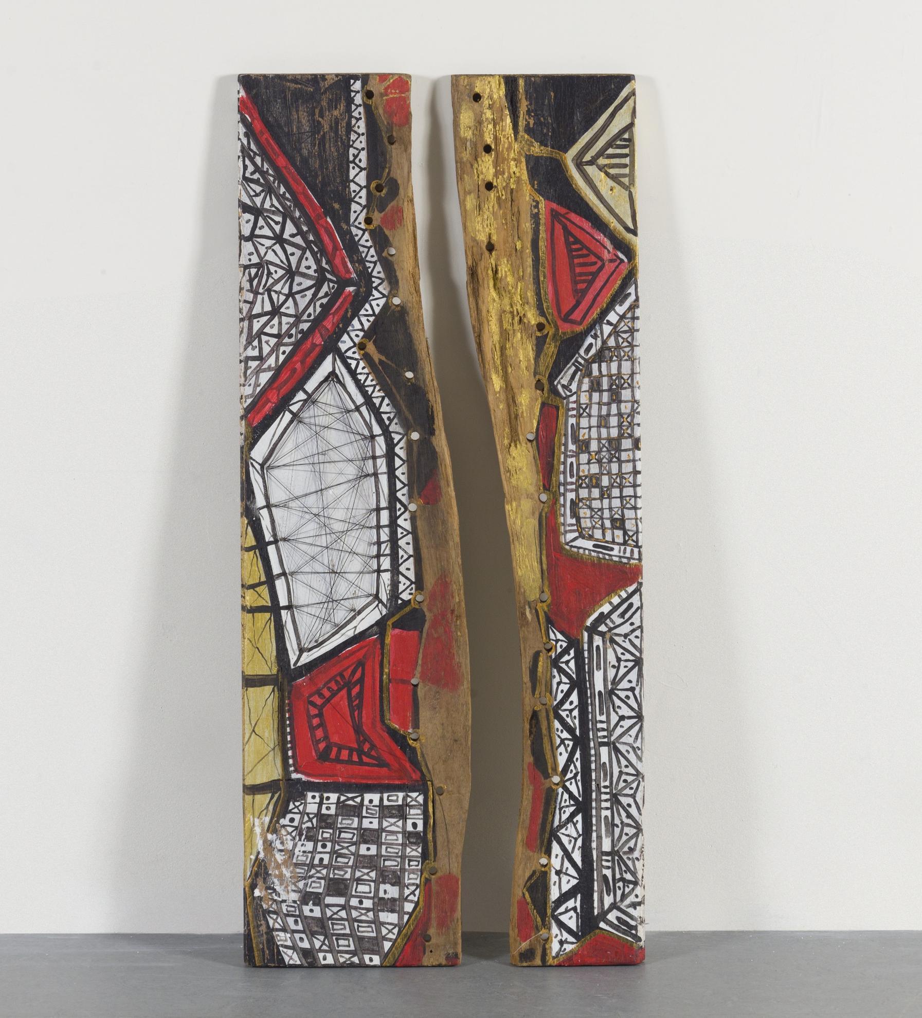 Sonia Gomes - Sem Titulo (Untitled)-2004