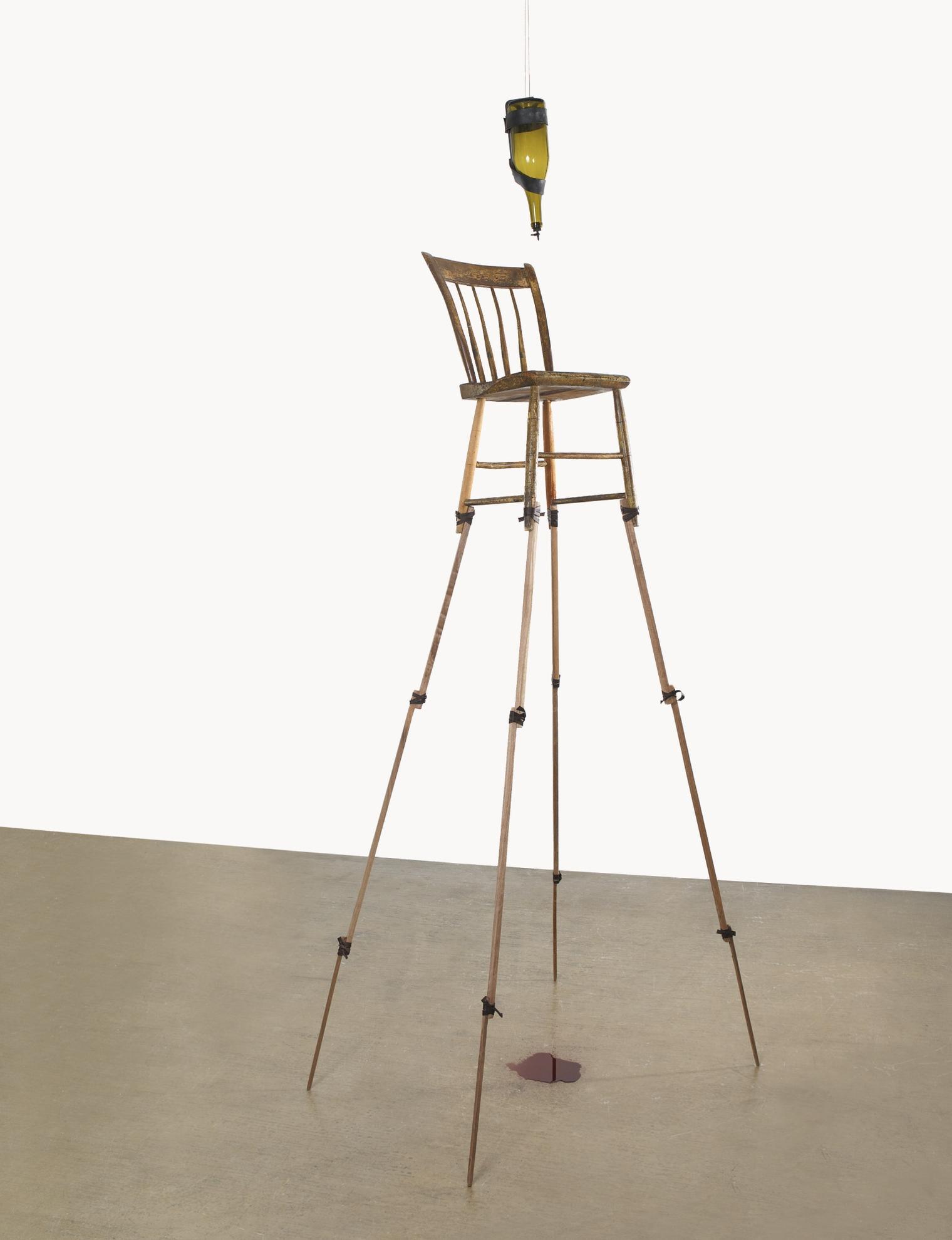 Wangechi Mutu-Throne-2006