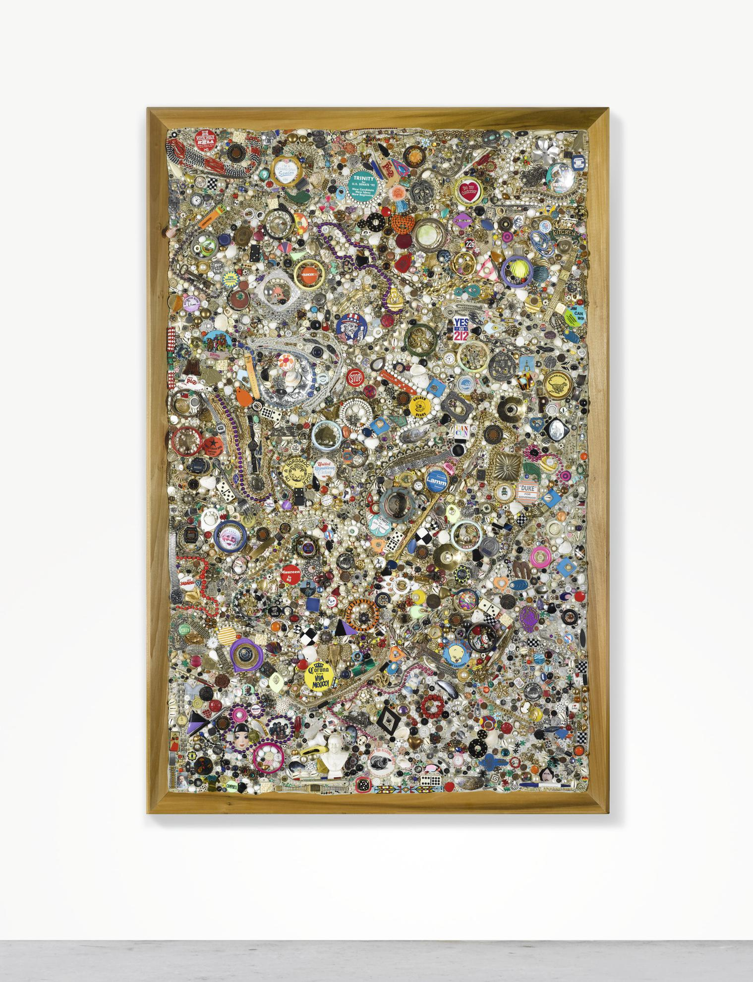 Mike Kelley-Memory Ware Flat #29-2001