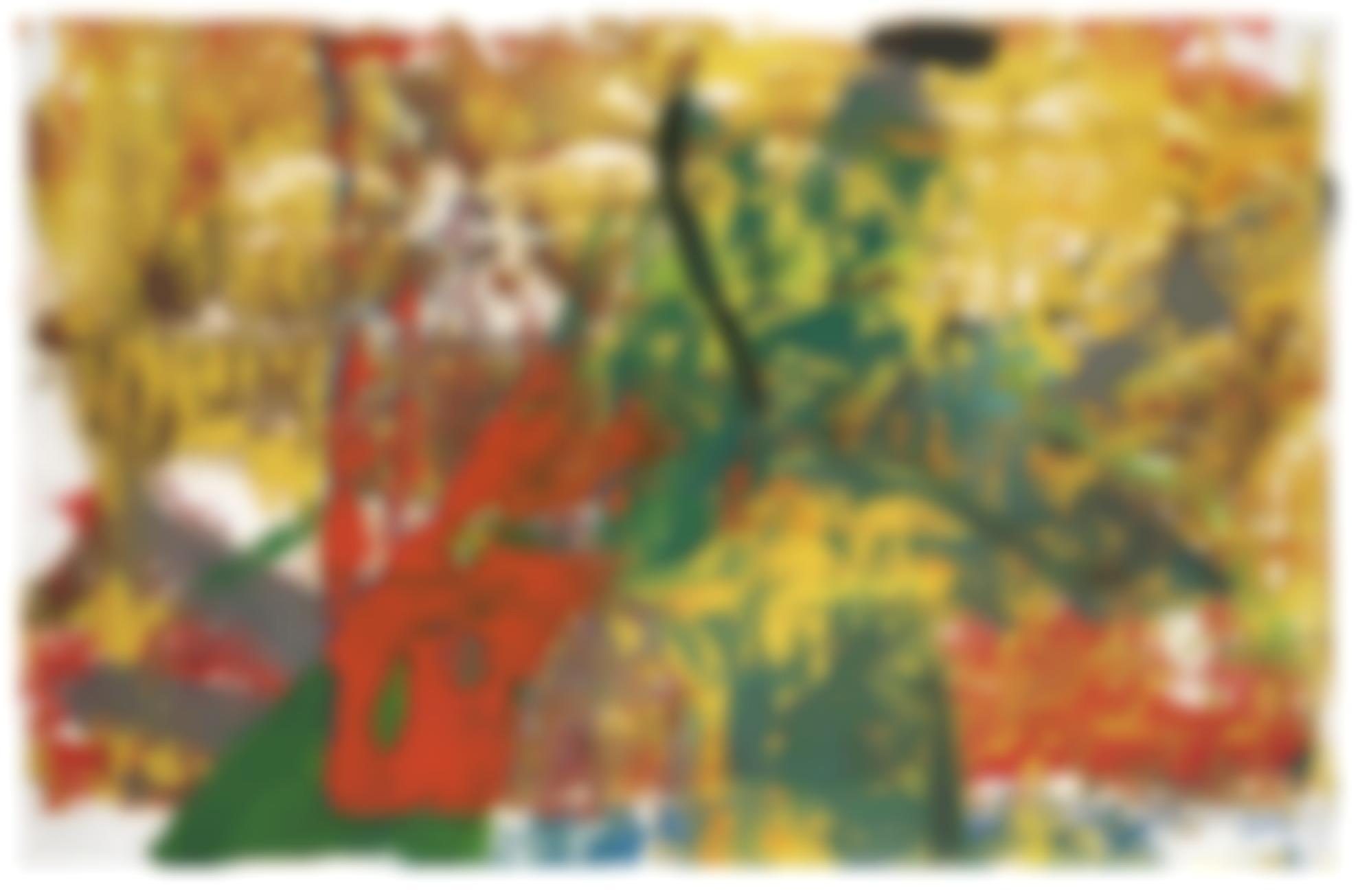 Gerhard Richter-Untitled (19.3.86)-1986