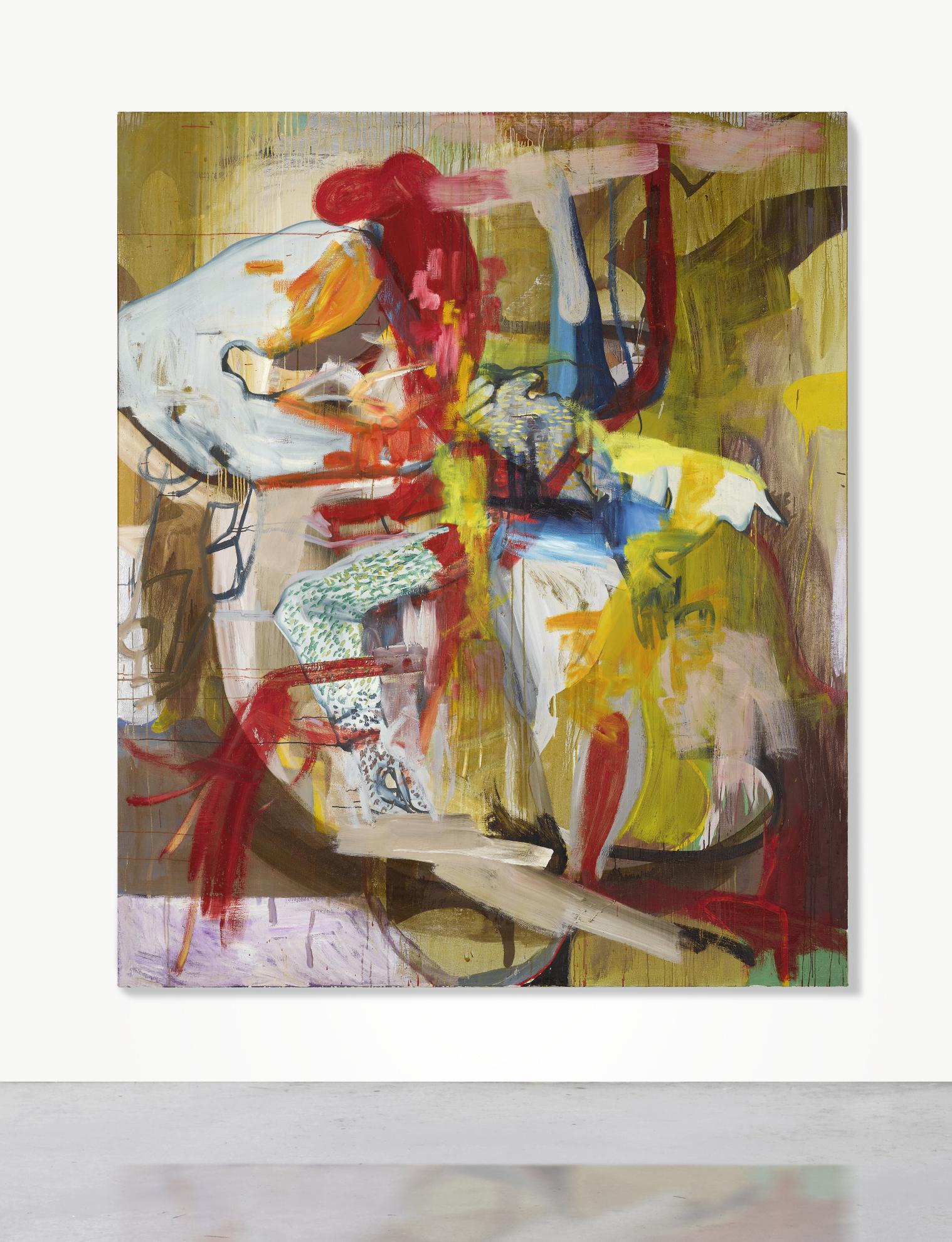 Albert Oehlen-Untitled-1994