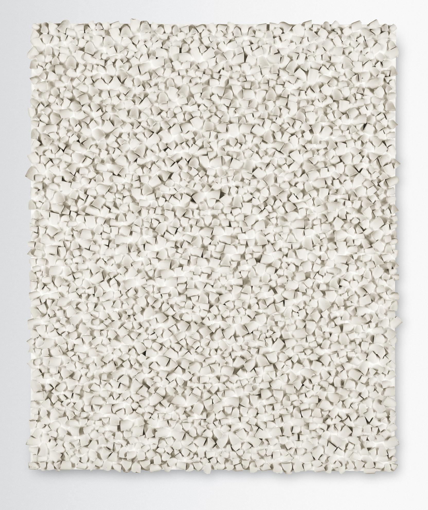 Sergio Camargo-Untitled (Relief No. 348)-1971