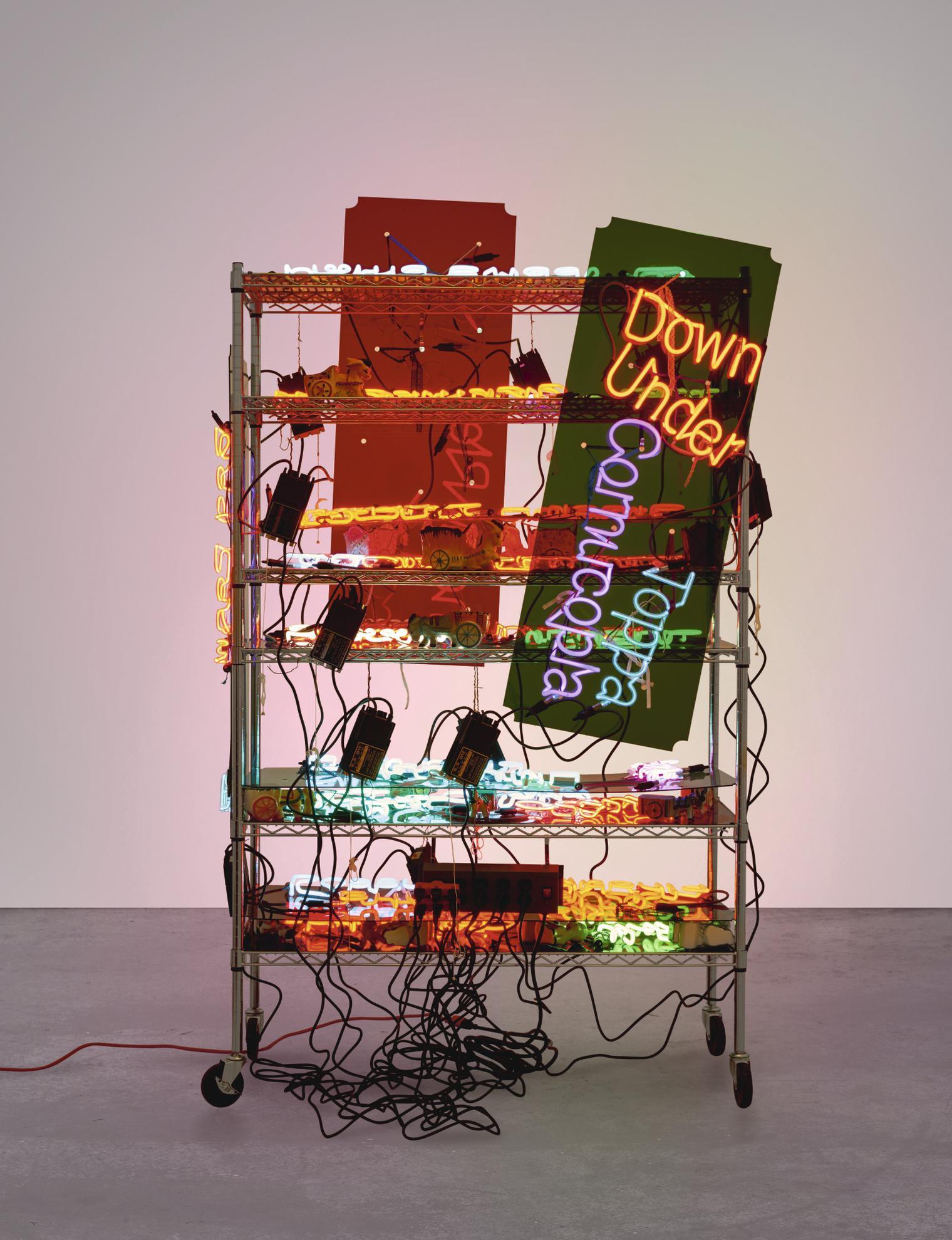Jason Rhoades-Down Under-2003