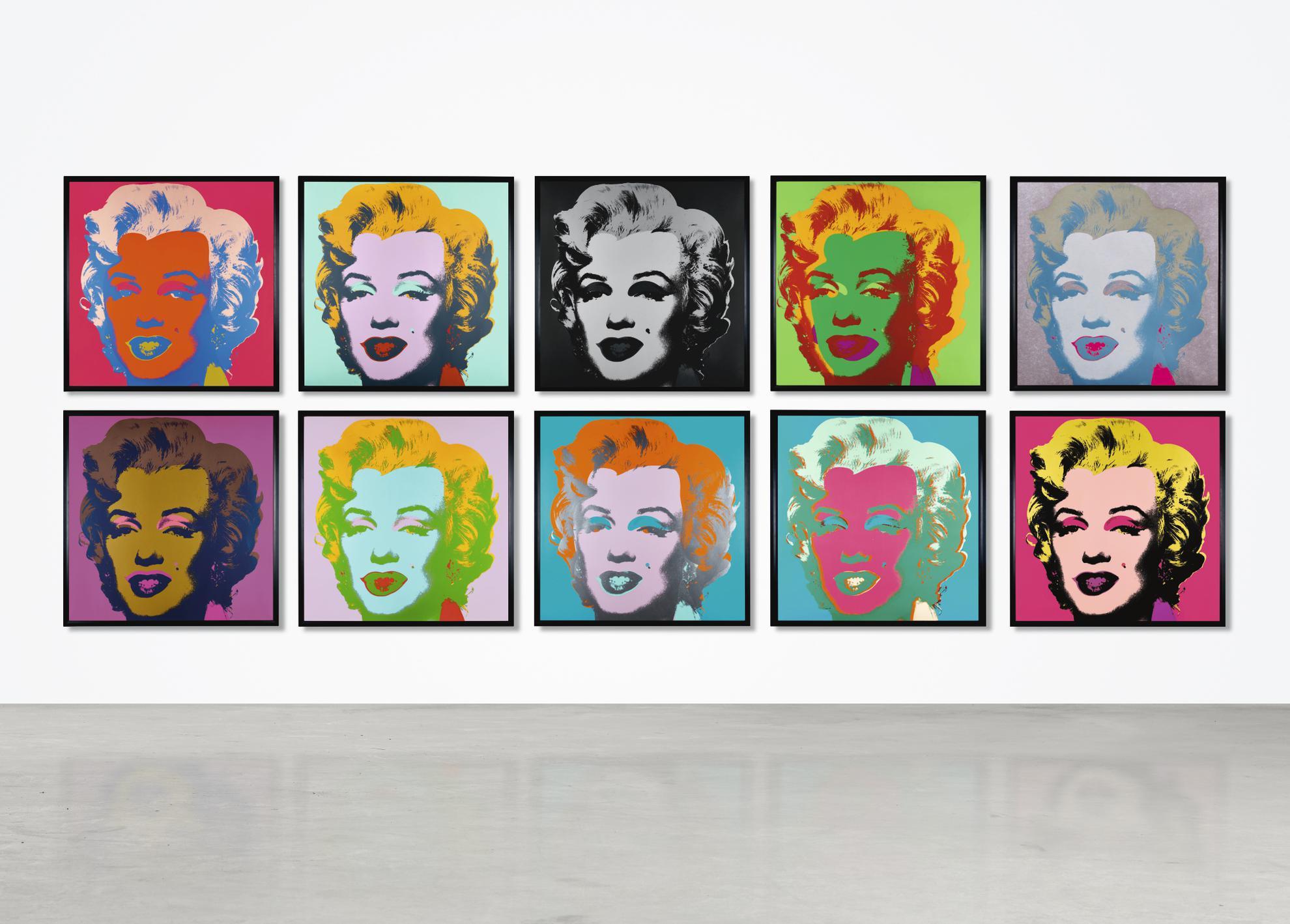 Andy Warhol-Marilyn Monroe (Marilyn)-1967