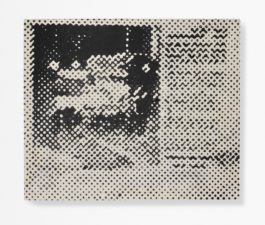 Sigmar Polke-Autounfall (Car Crash) Or The Three Sisters-1967