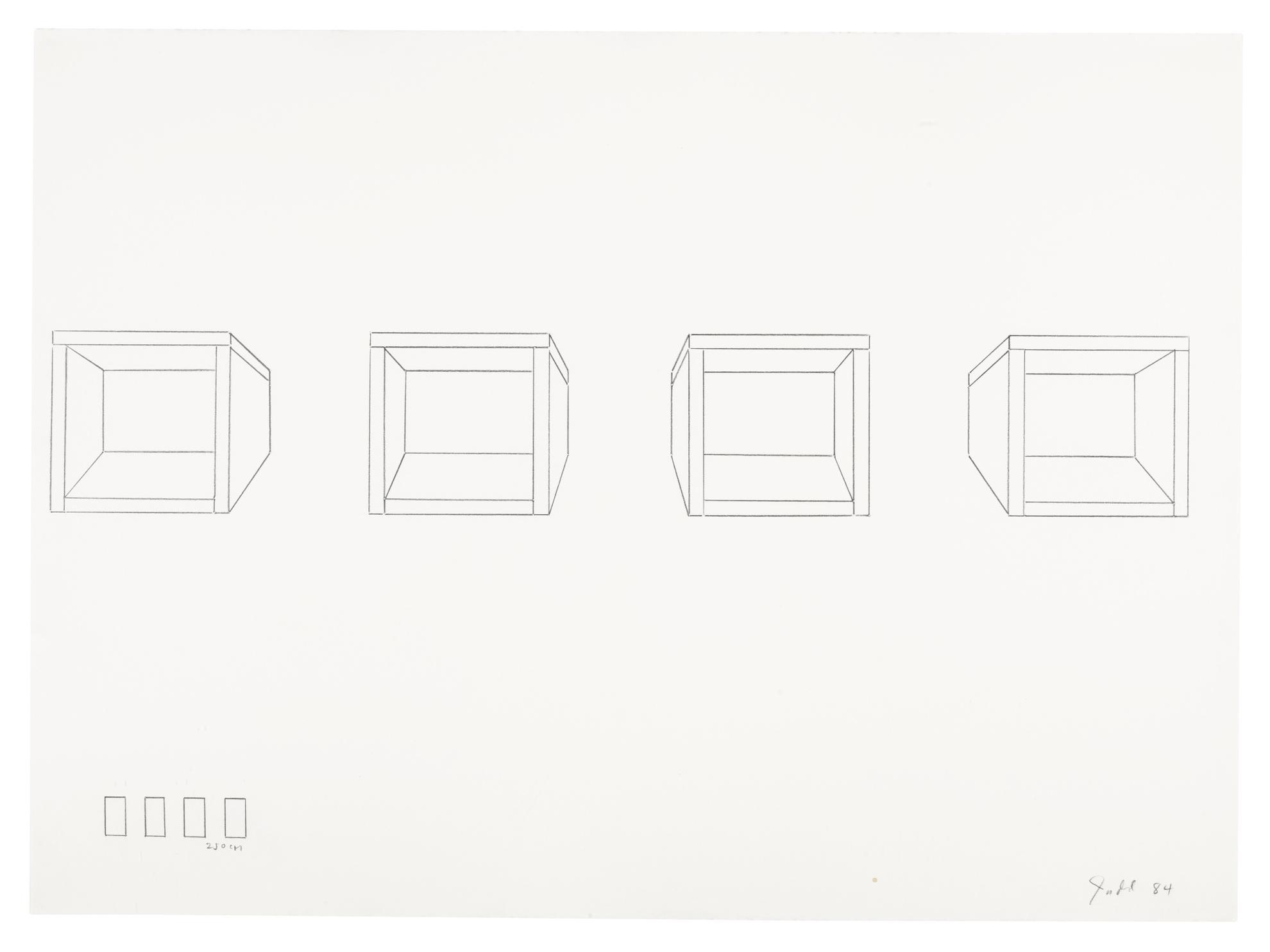 Donald Judd-Untitled-1984
