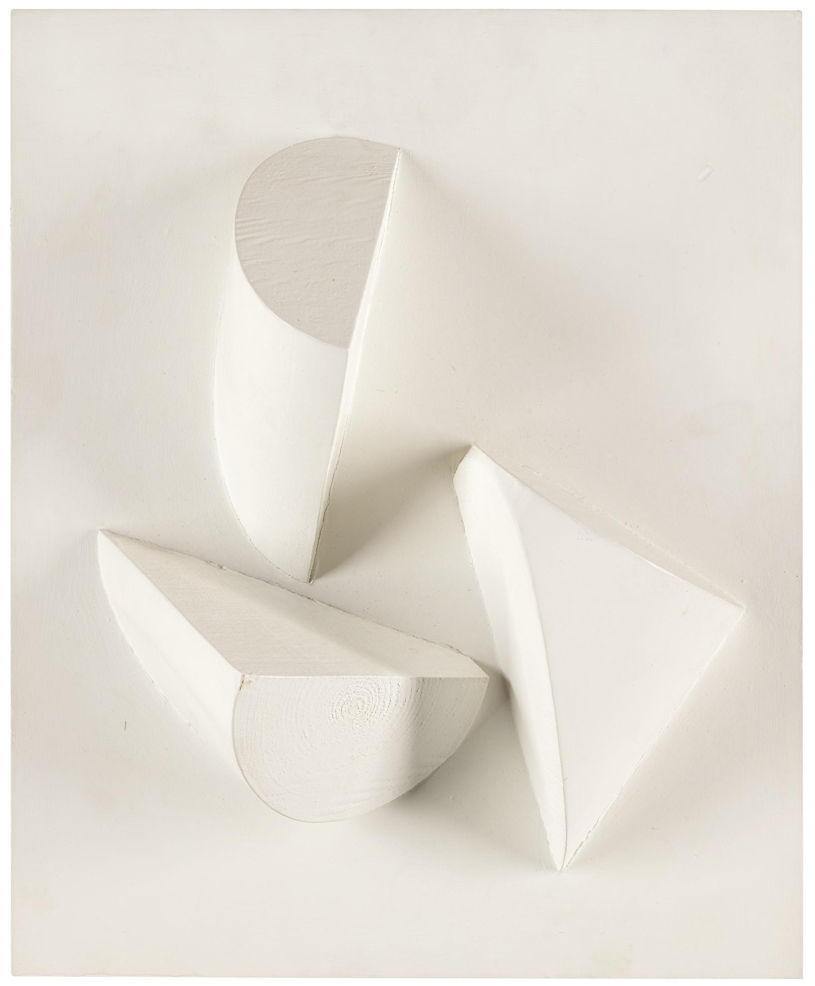 Sergio Camargo-Relief Opus 181-1967