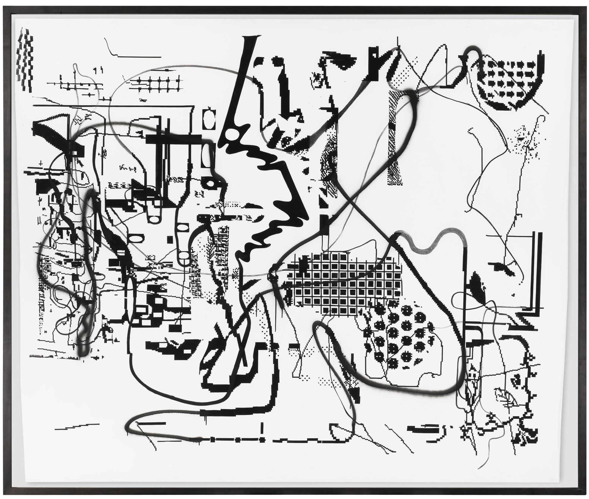 Albert Oehlen-Untitled-2008