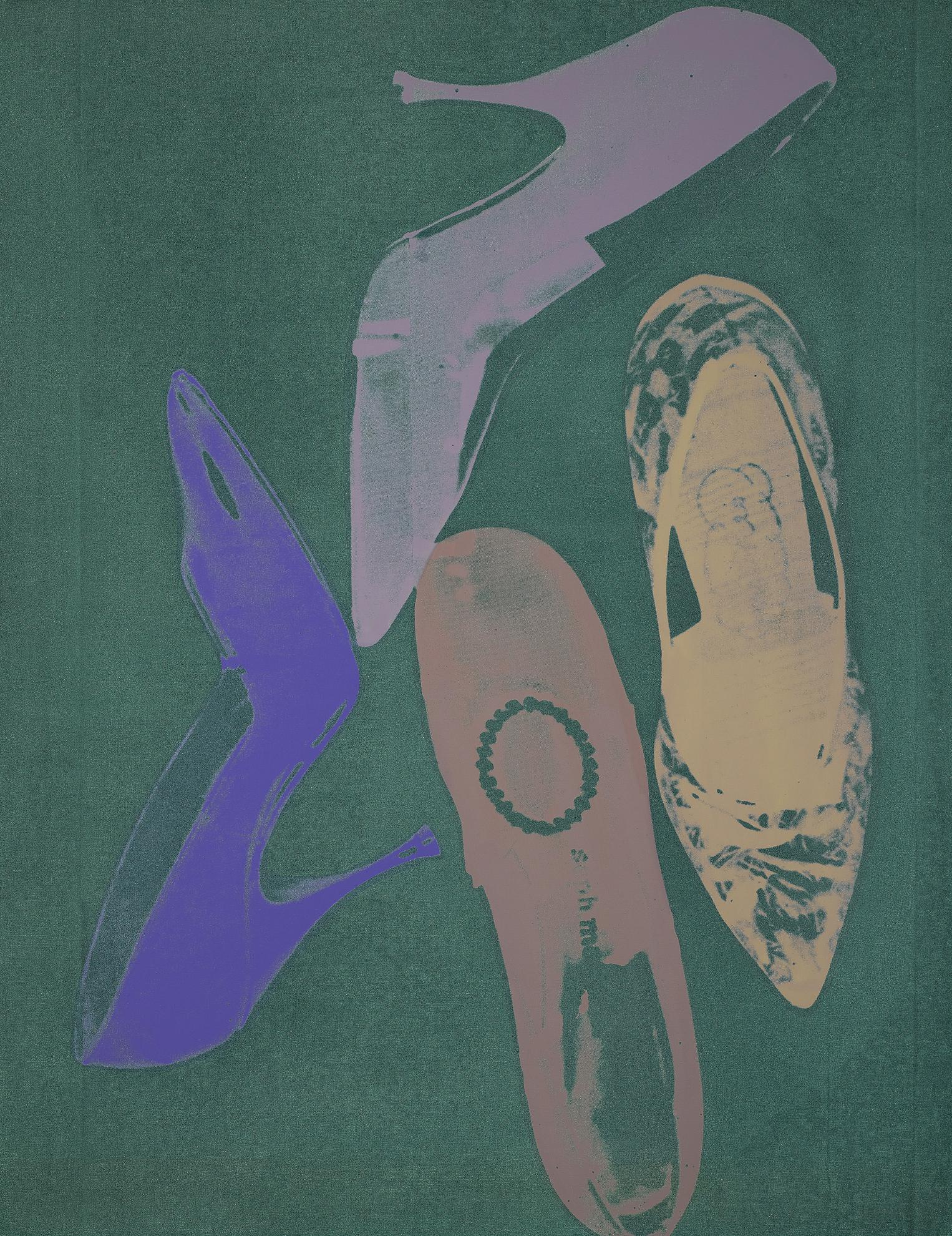 Andy Warhol-Diamond Dust Shoes-1980