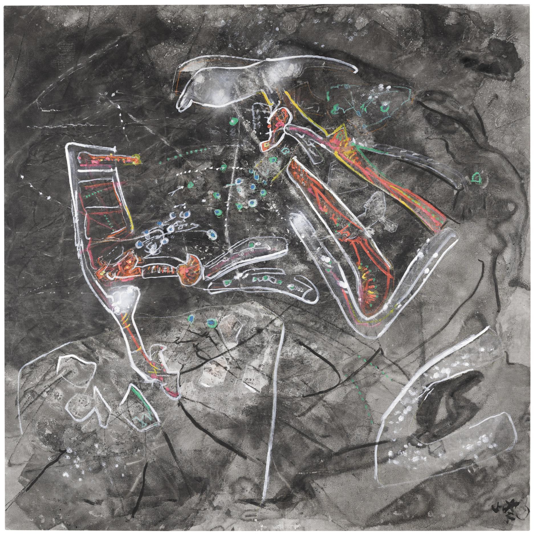 Roberto Matta-Anti-Reponses-1987