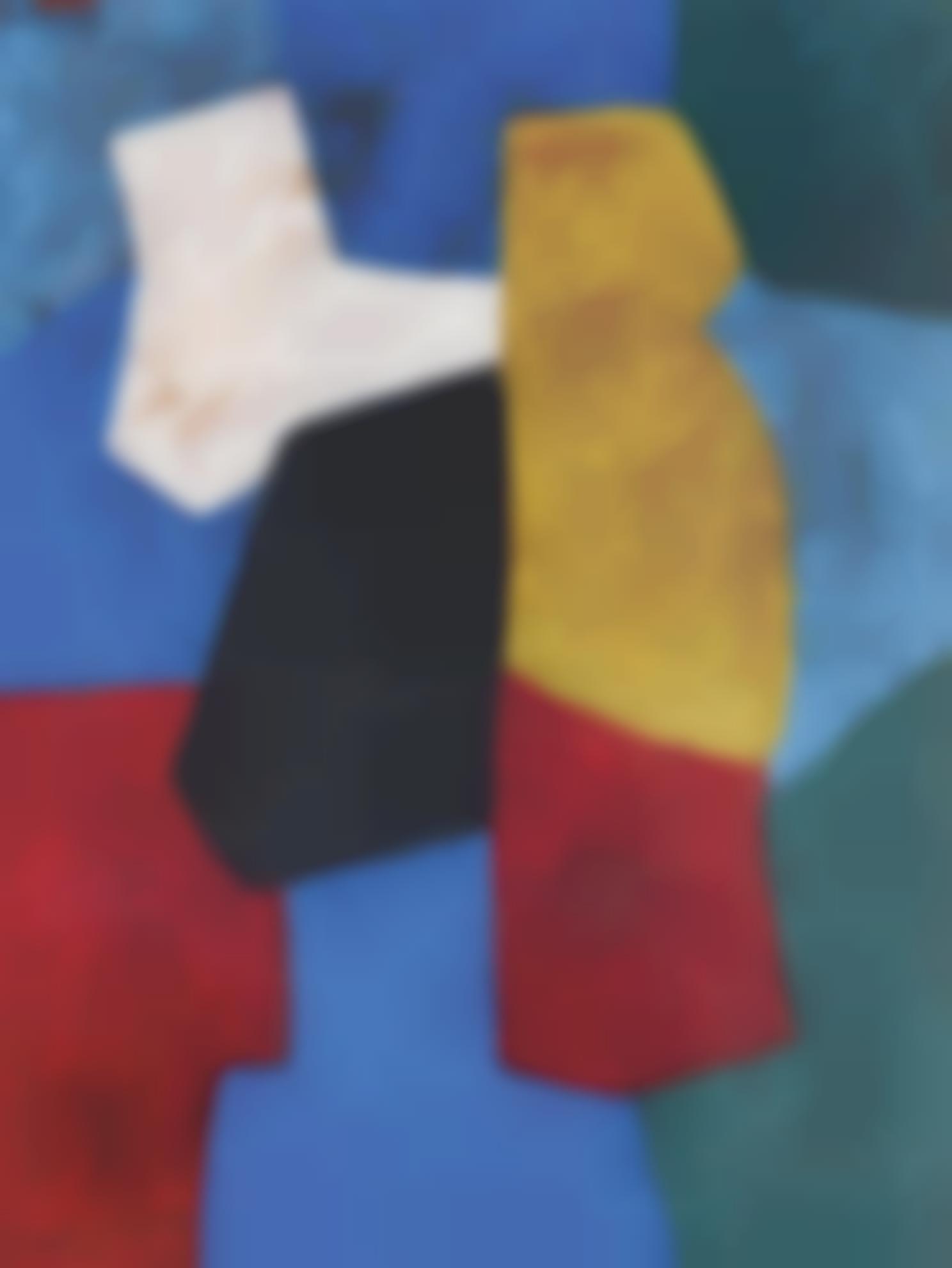 Serge Poliakoff-Composition Abstraite-1966