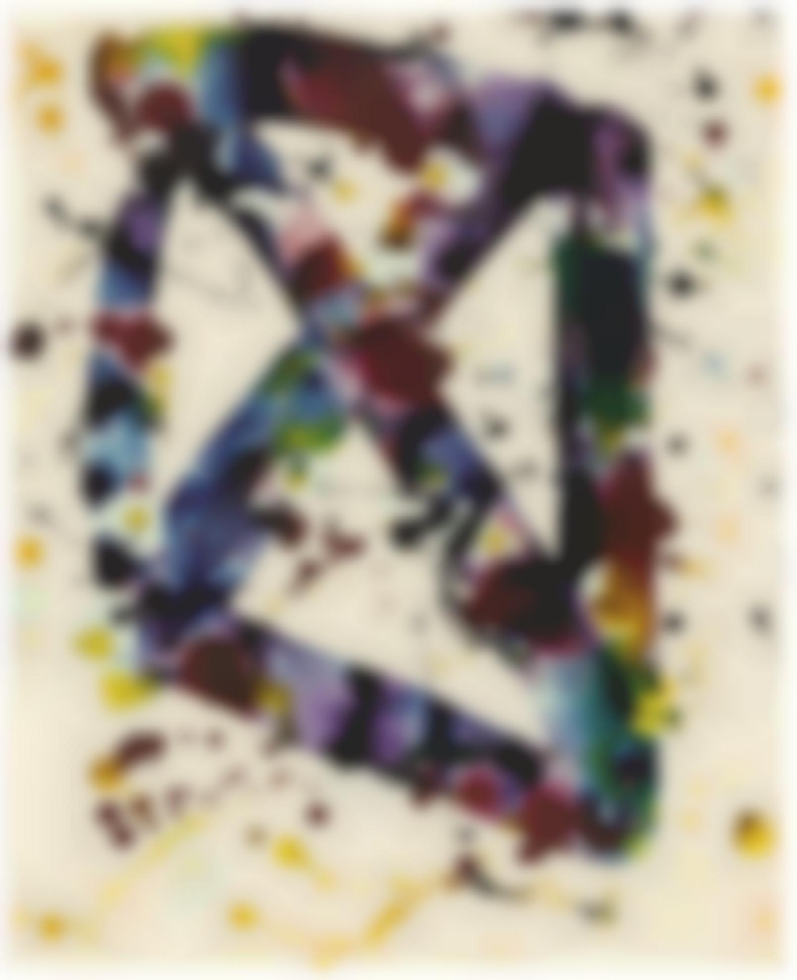 Sam Francis-Untitled (Sf77-052)-1977