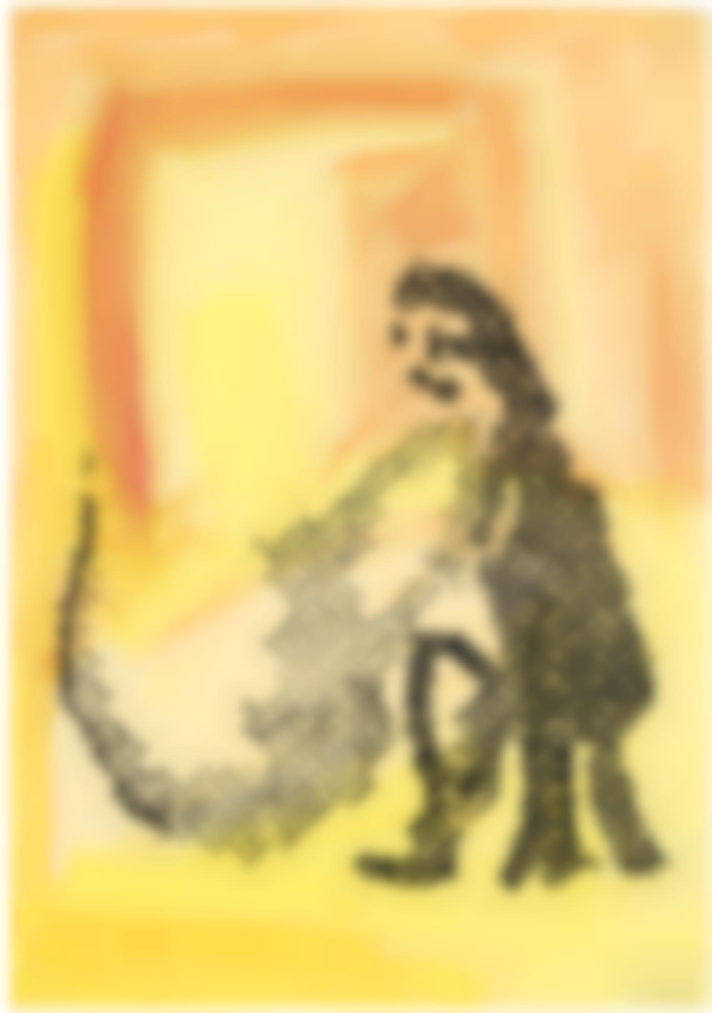 Sigmar Polke-Untitled-1994