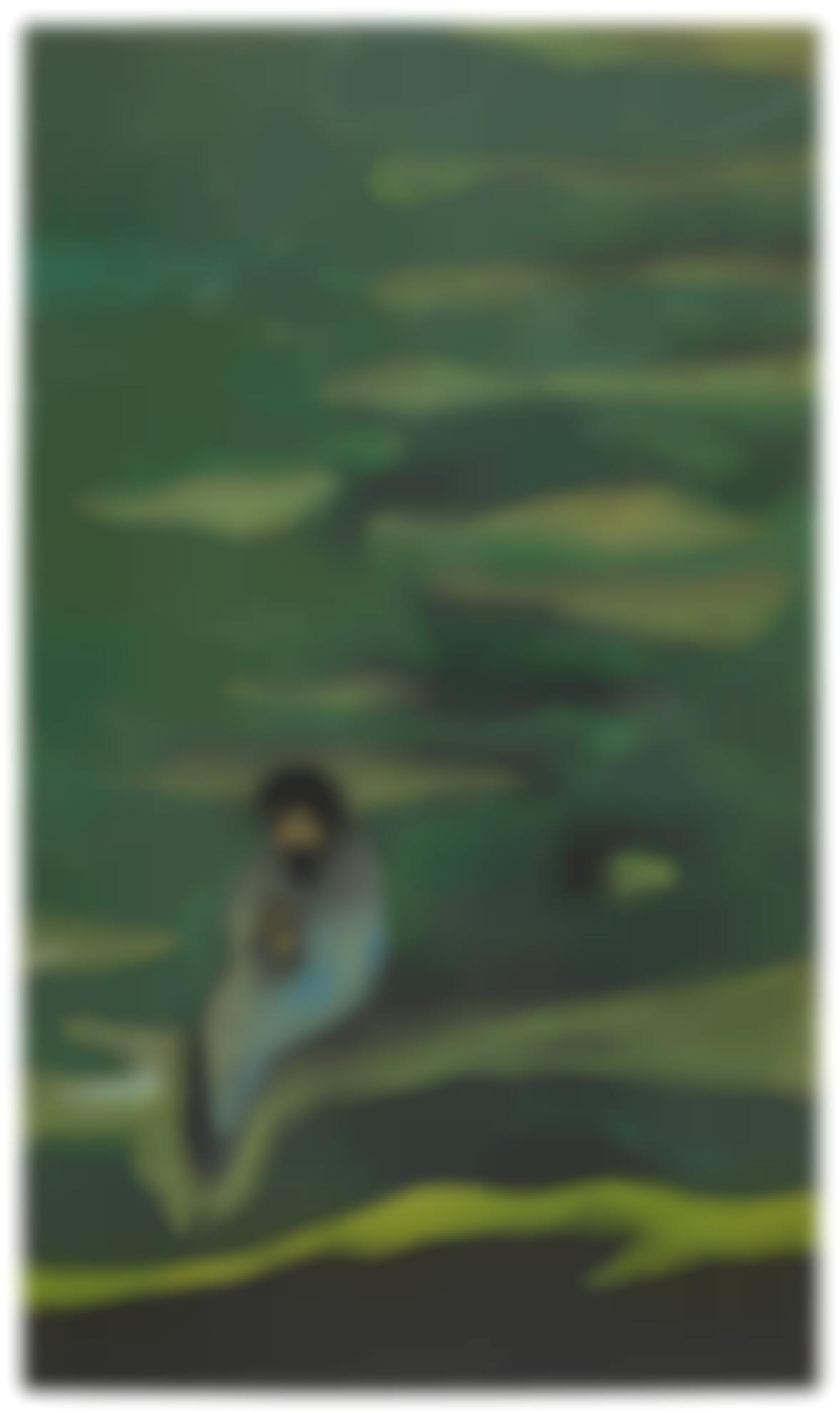 Peter Doig-By A River-2003