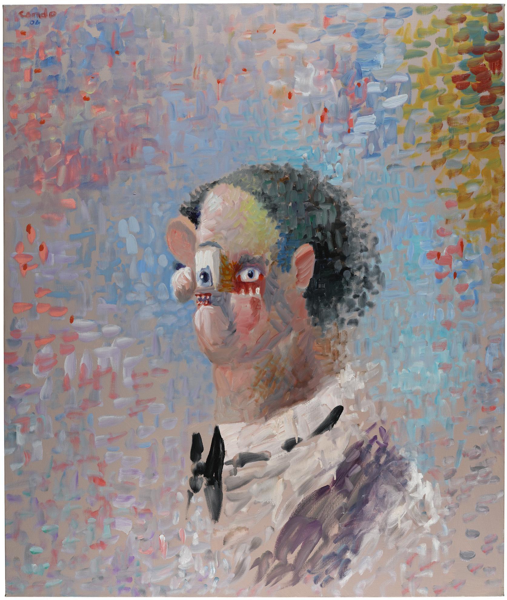 George Condo-Impressions Of Jean Louis-2006