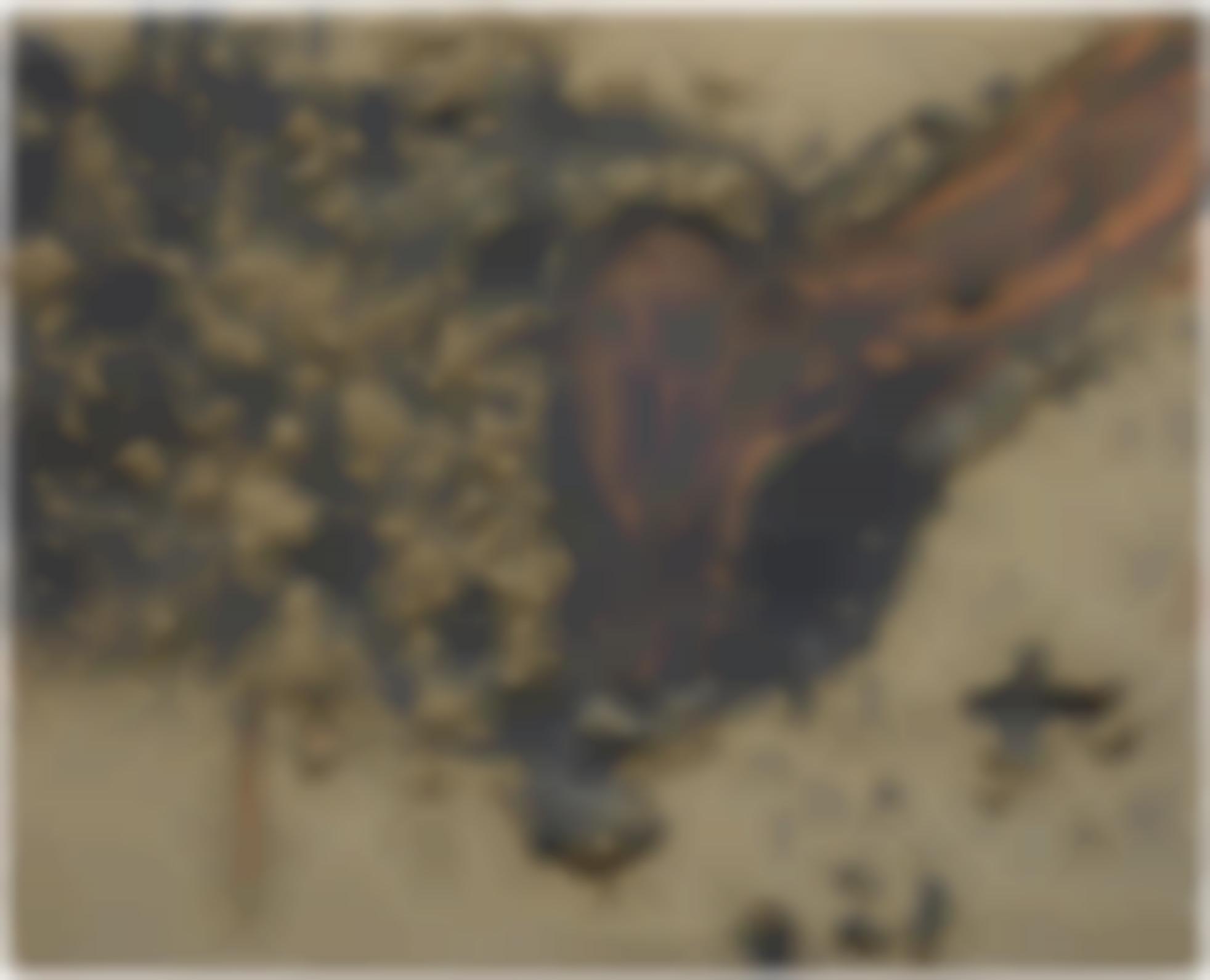 Antoni Tapies-Peu I Terra-1990
