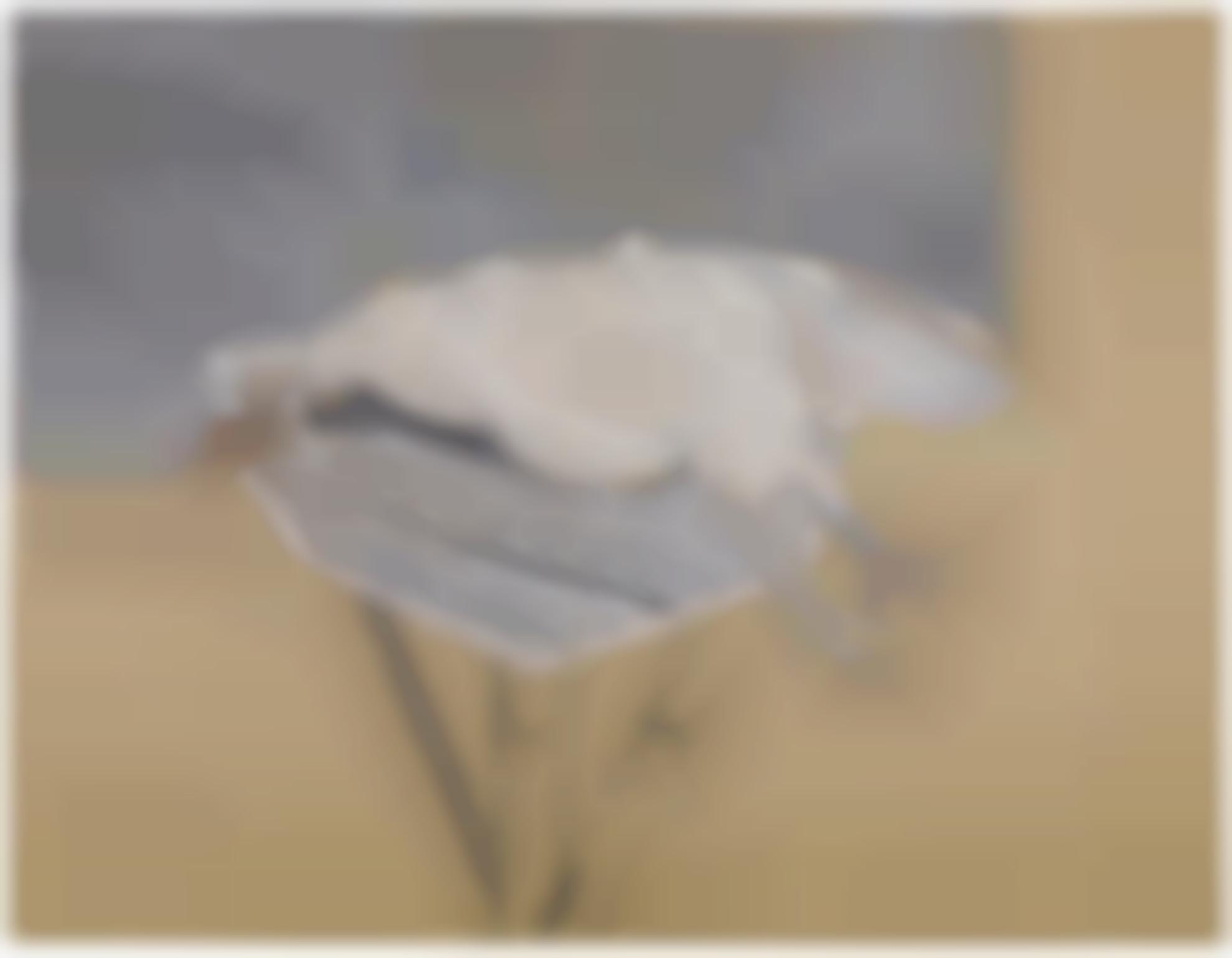 Lucian Freud-Dead Bird On A Bamboo Table-1944