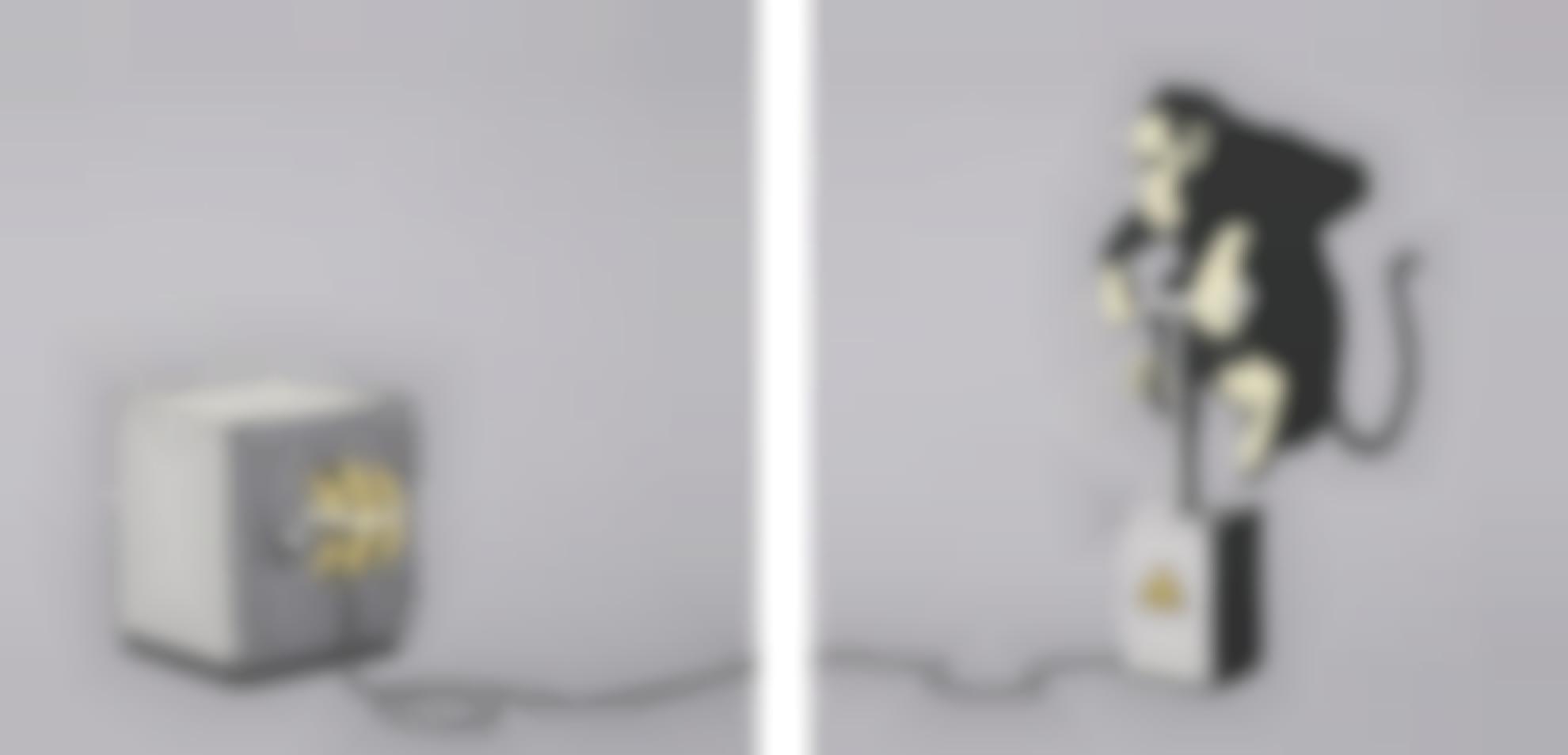 Banksy-Monkey Detonator-2002