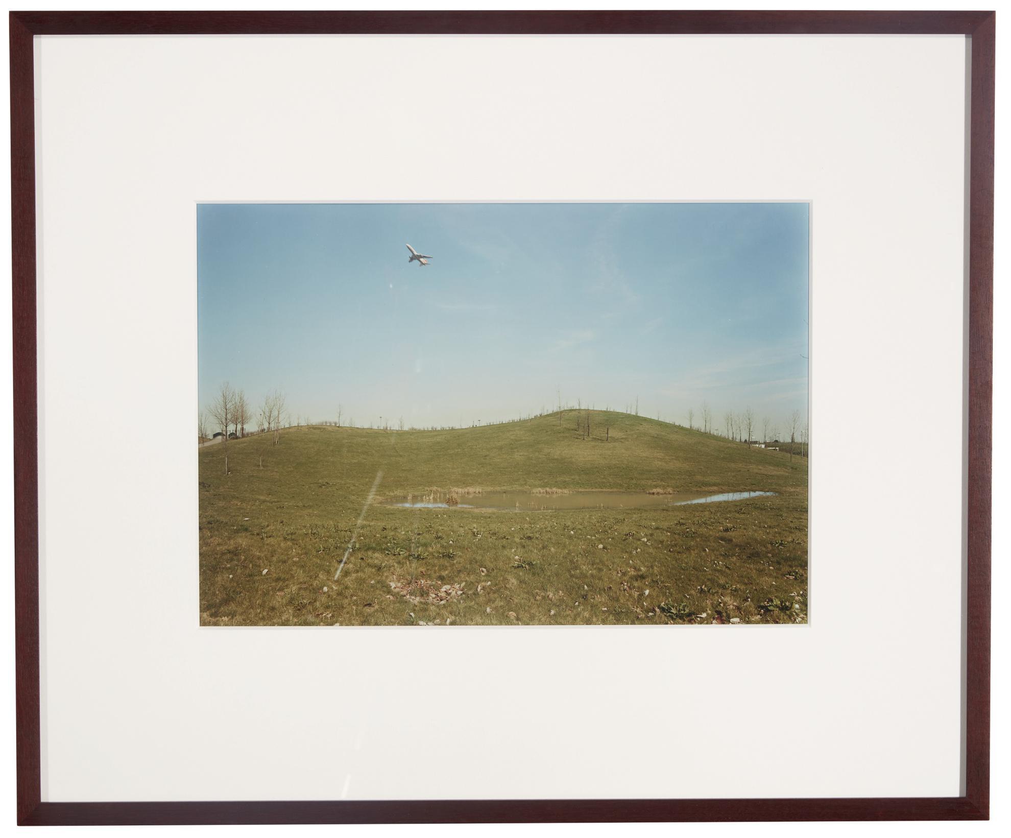 Andreas Gursky-Dusseldorf, Airplane-1989