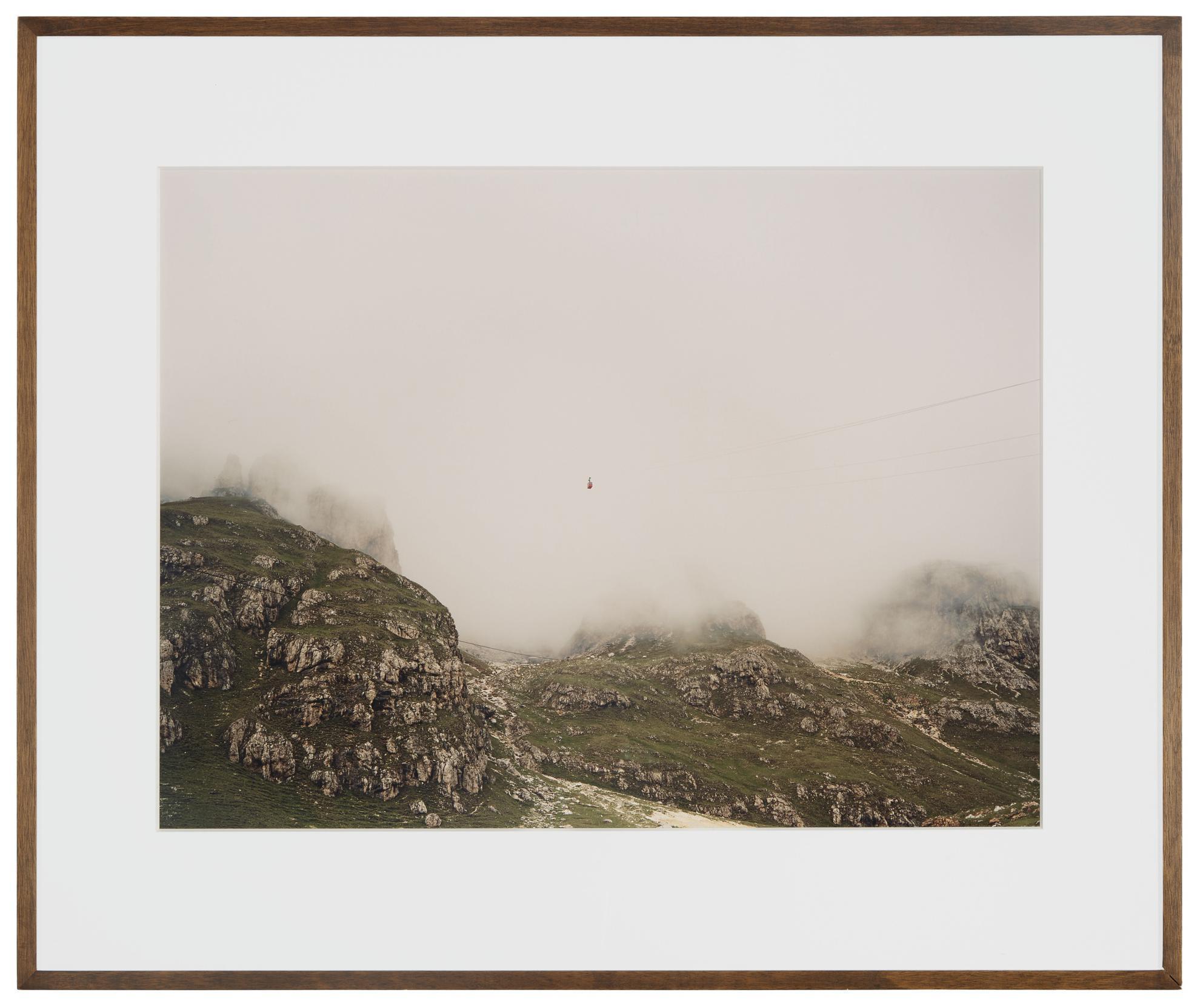Andreas Gursky-Yeilbohm Dolomiten-1987