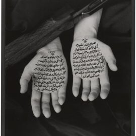 Shirin Neshat-Stories In Martyrdom (From Women Of Allah)-1994