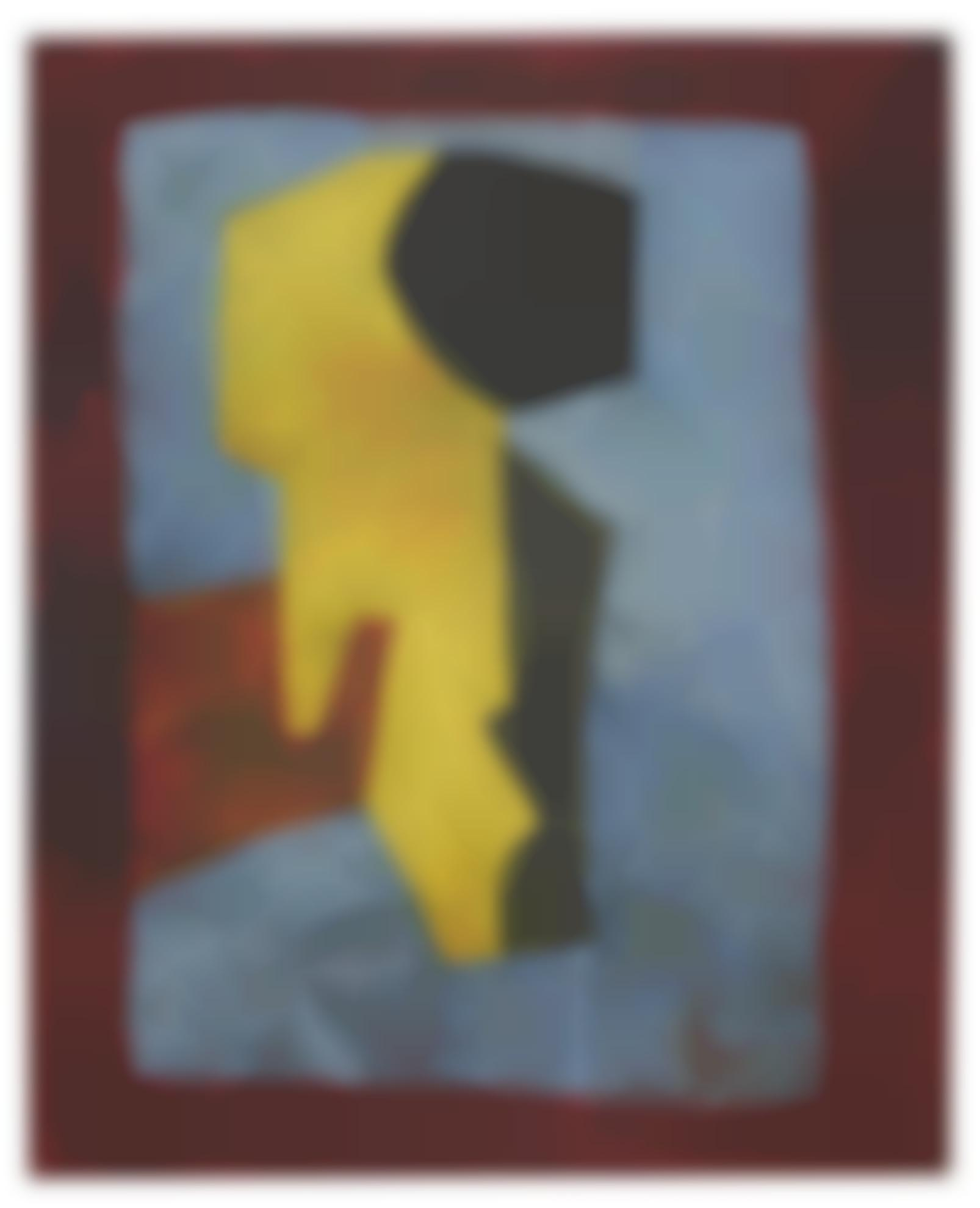 Serge Poliakoff-Composition Murale-1966