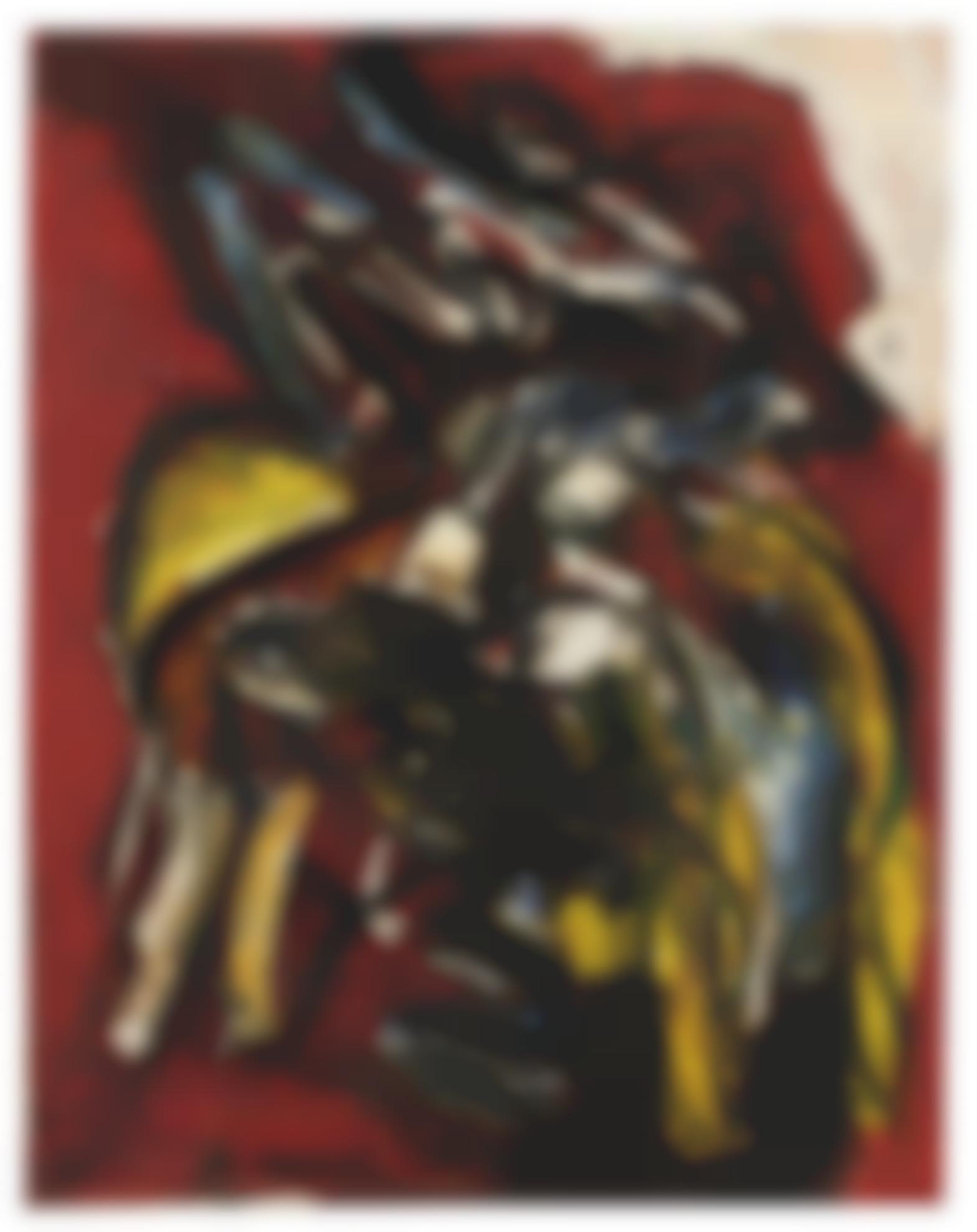 Karel Appel-Untitled-1956