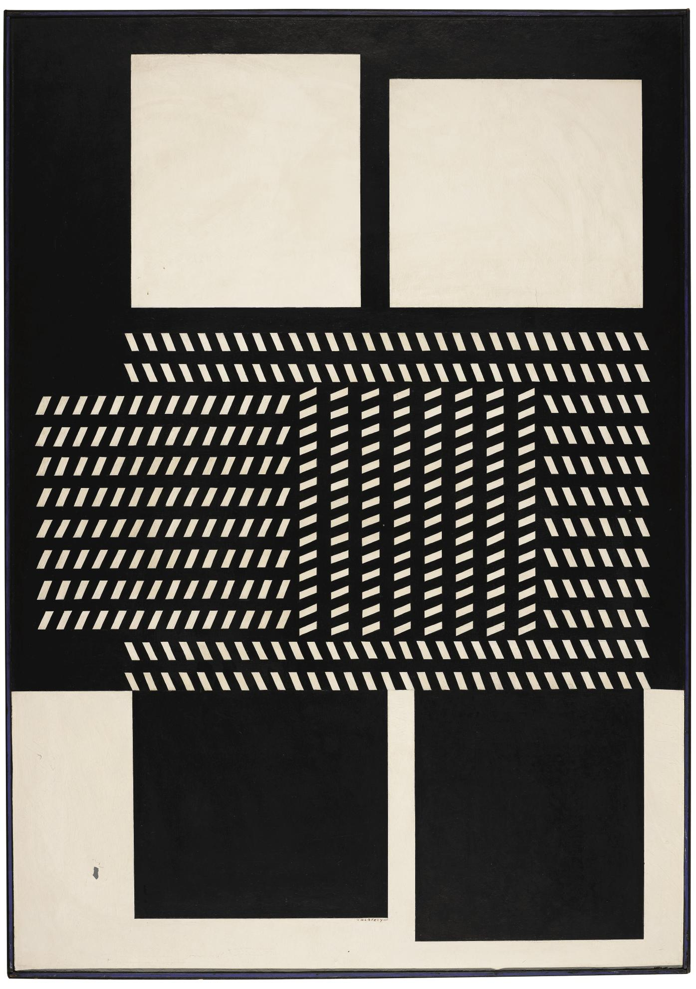 Victor Vasarely-Keiho 2-1956