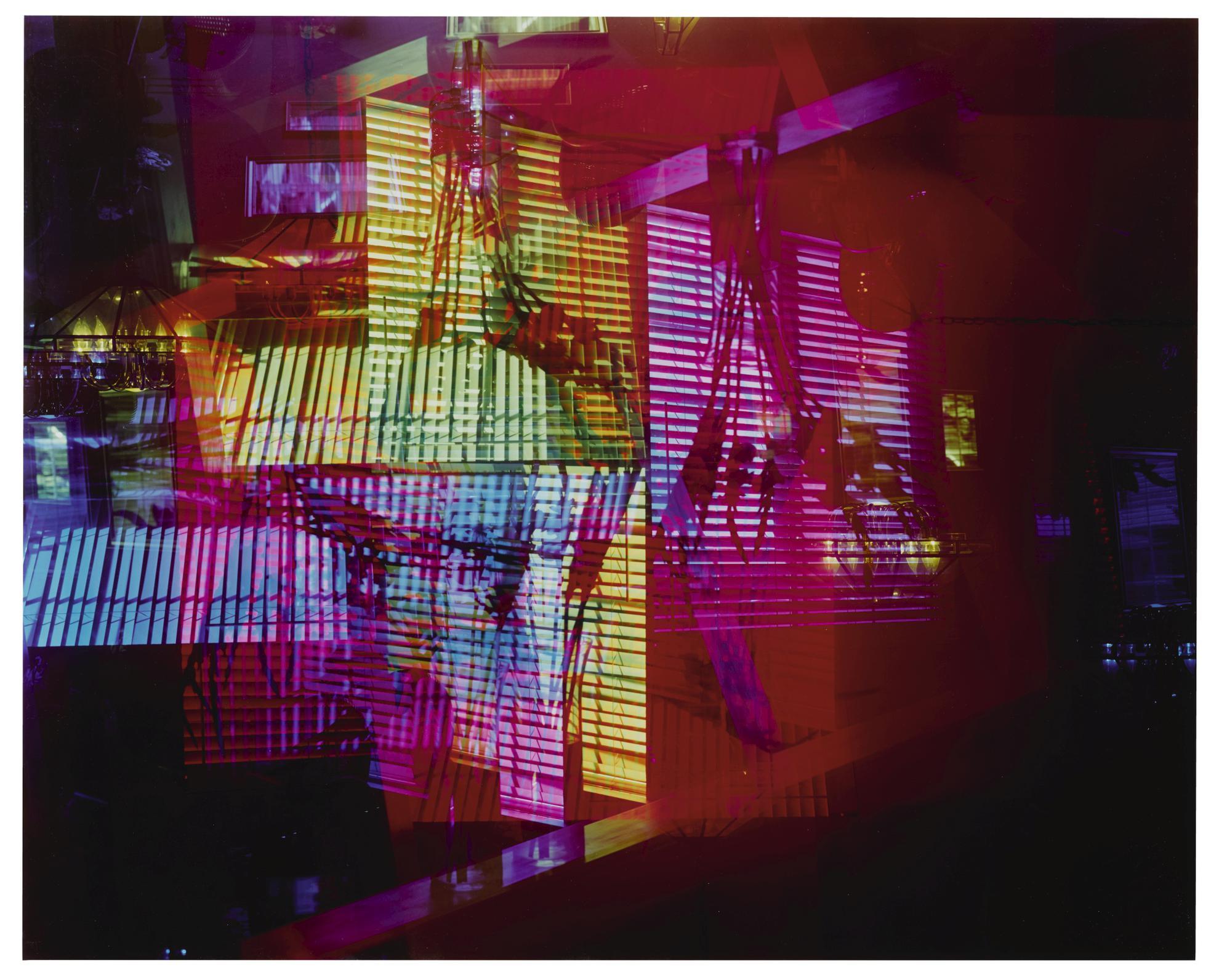 Mariah Robertson-Gladiola Window Rgb #3-2007