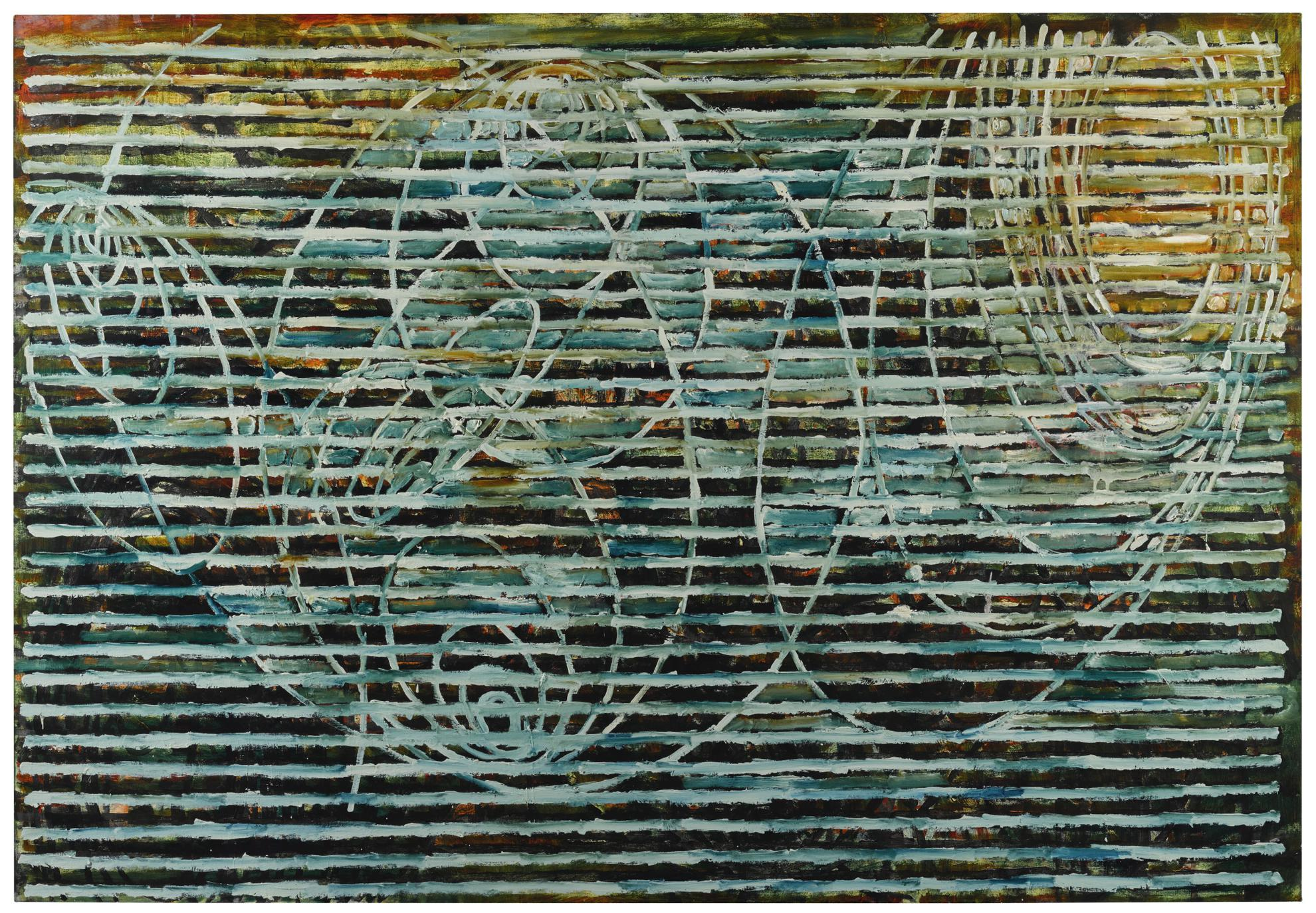 Terry Winters-Untitled-1999