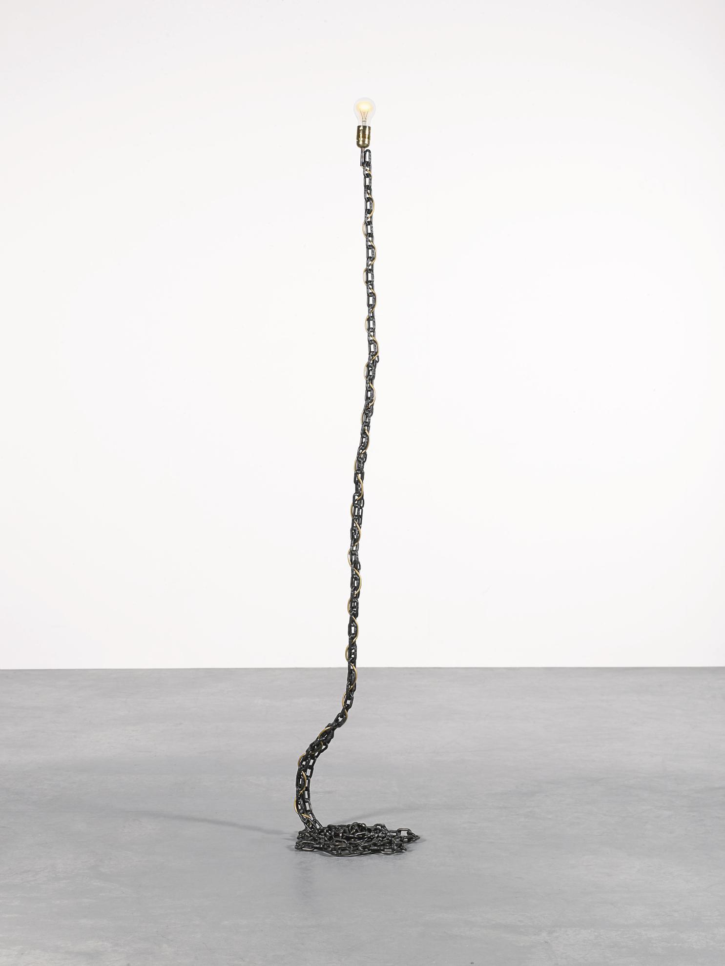 Franz West-Privat-Lampe Des Kunstlers-1989