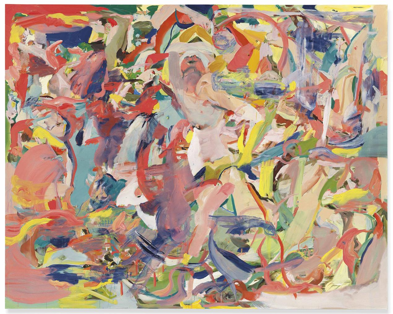 Cecily Brown-The Homecoming-2015
