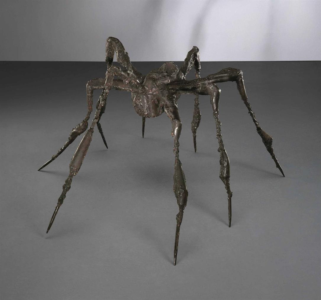Louise Bourgeois-Spider III-1995