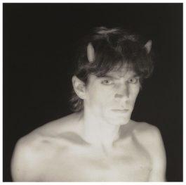 Robert Mapplethorpe-Self-Portrait-1980