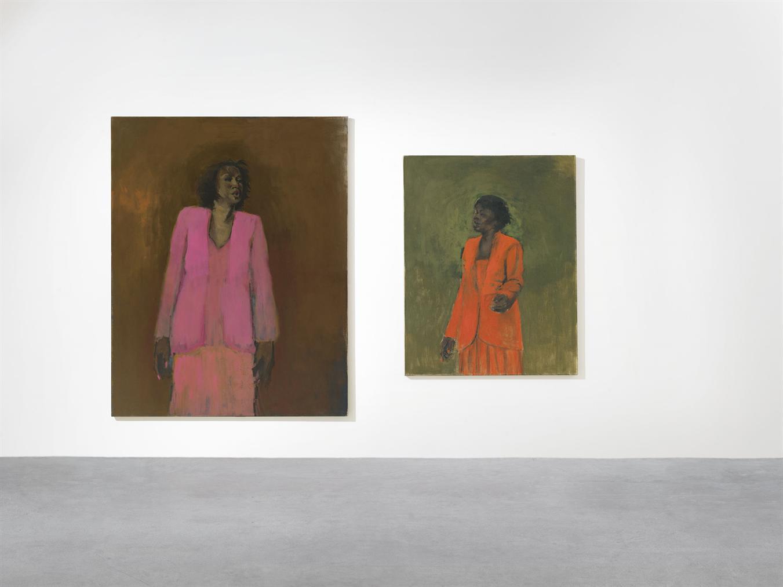 Lynette Yiadom-Boakye-Canticle-2008