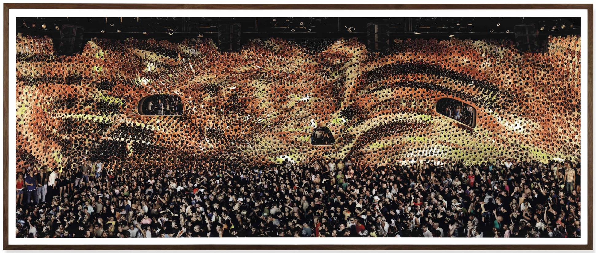 Andreas Gursky-Cocoon II-2008