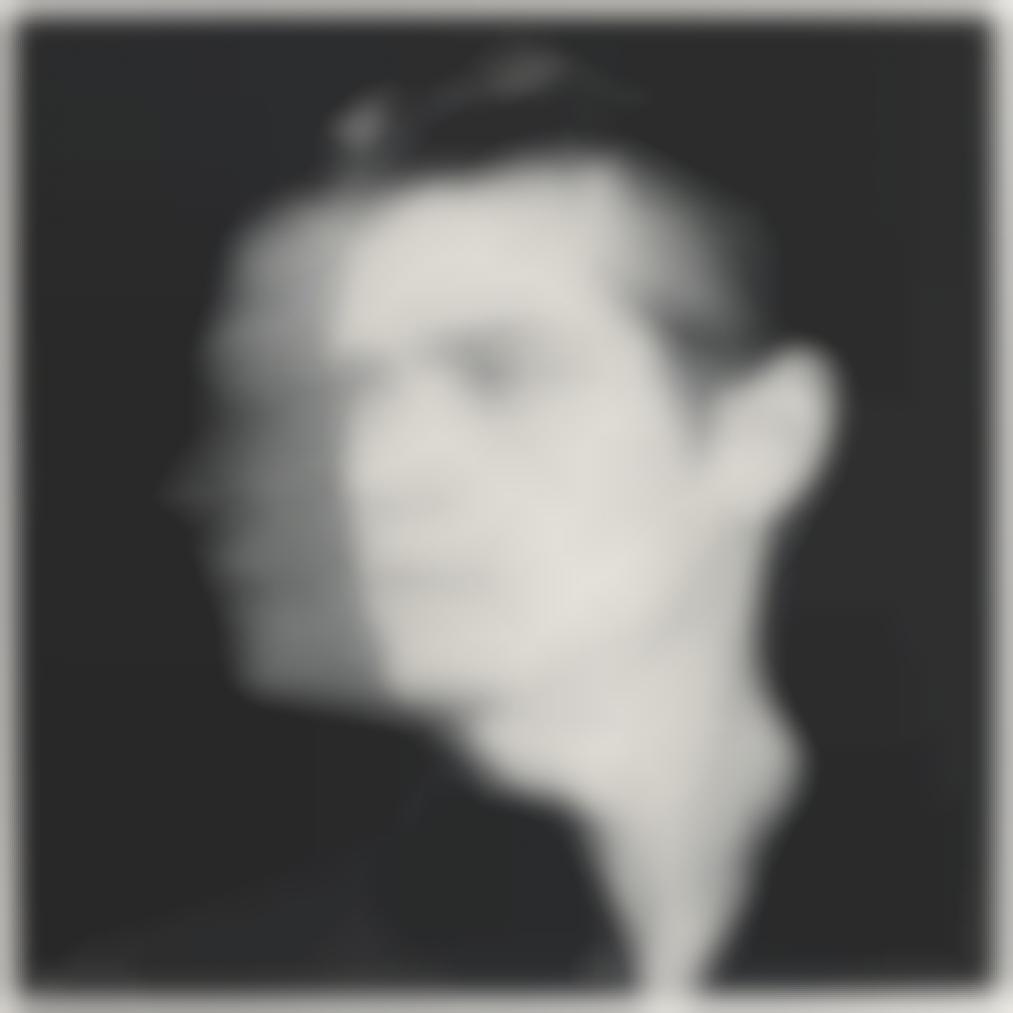 Robert Mapplethorpe-Self-Portrait-1985